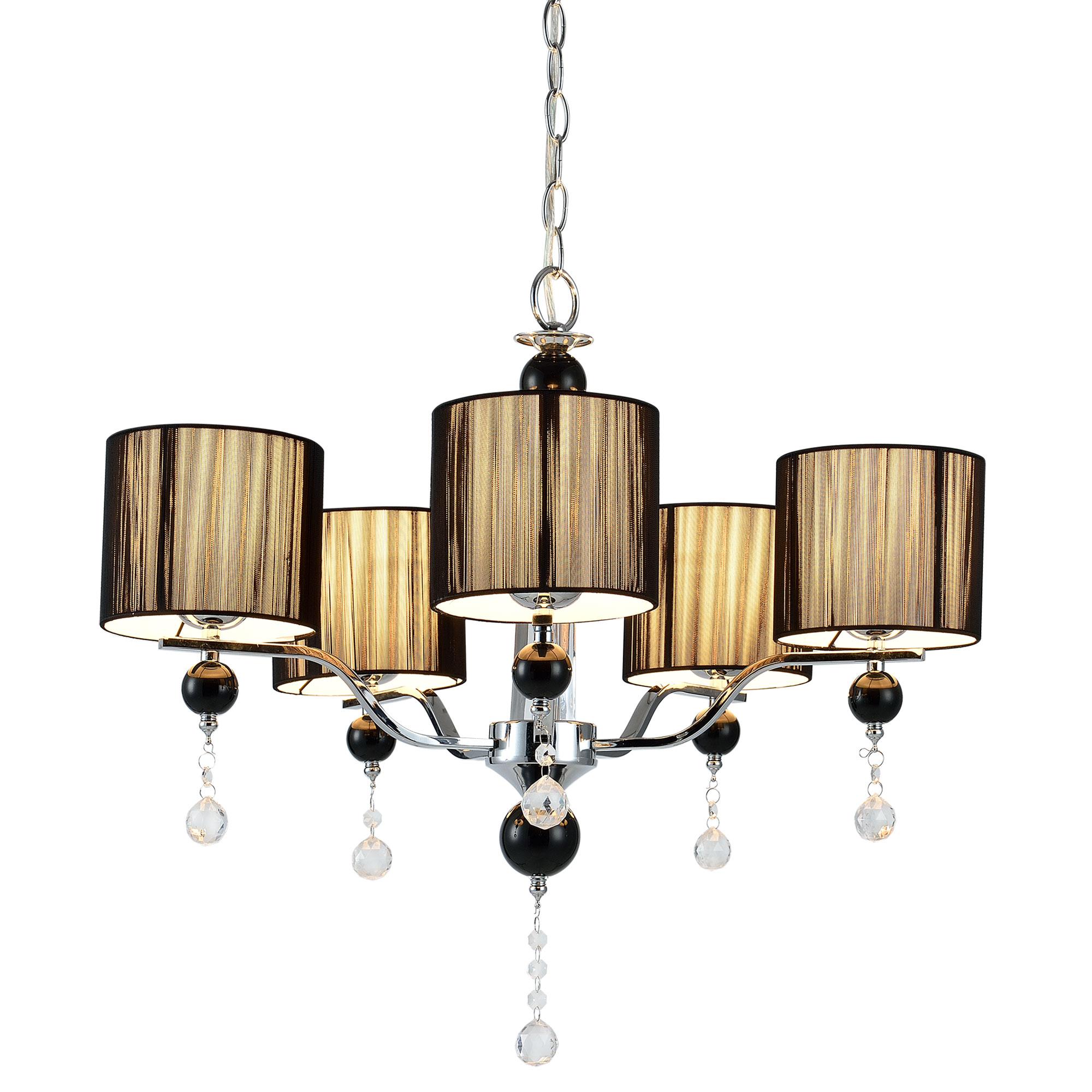 Kristall deckenleuchte 38x38cm deckenlampe for Kristall lampe
