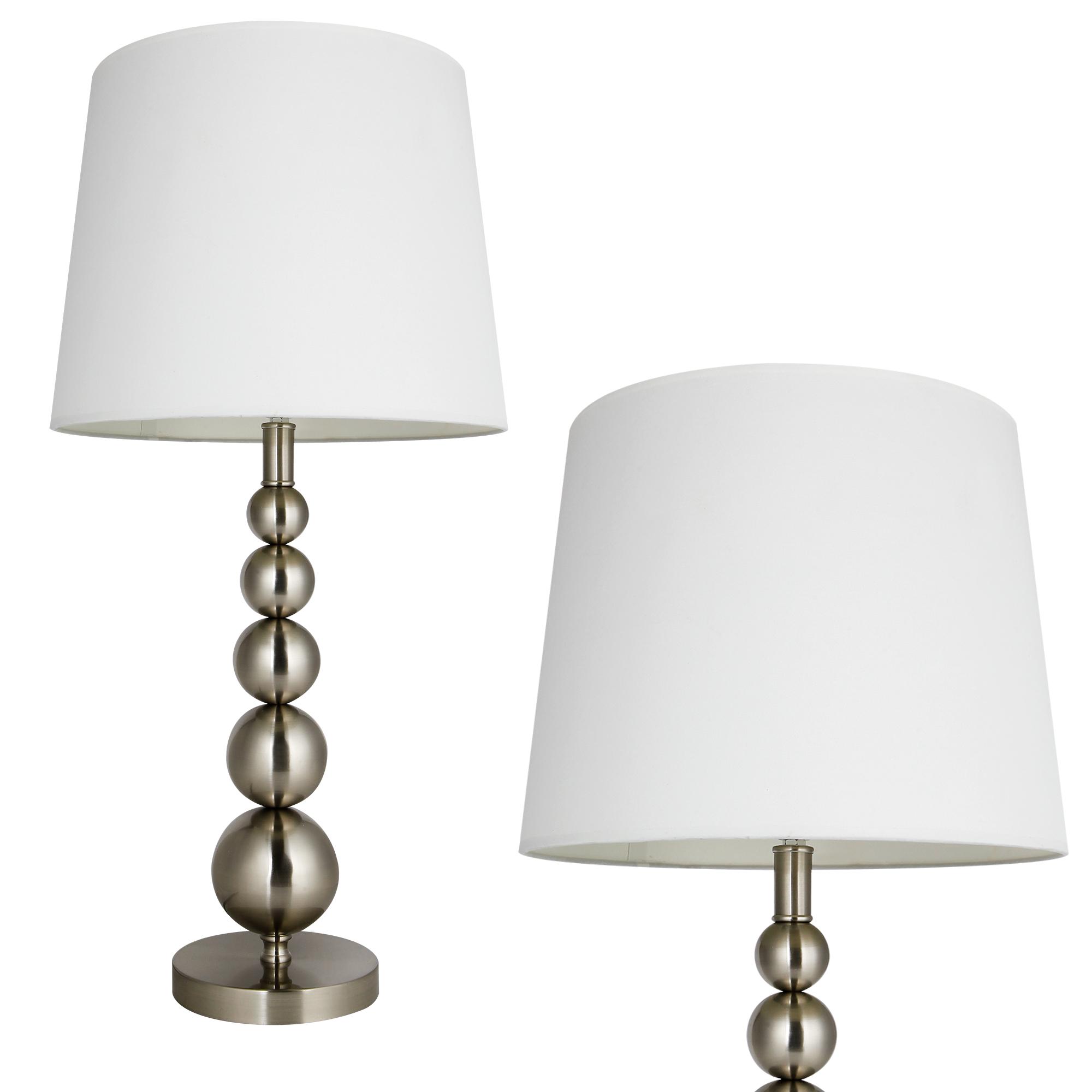 [lux.pro]® Elegantní stolní lampa – noční lampa - Toronto / 1 x E27