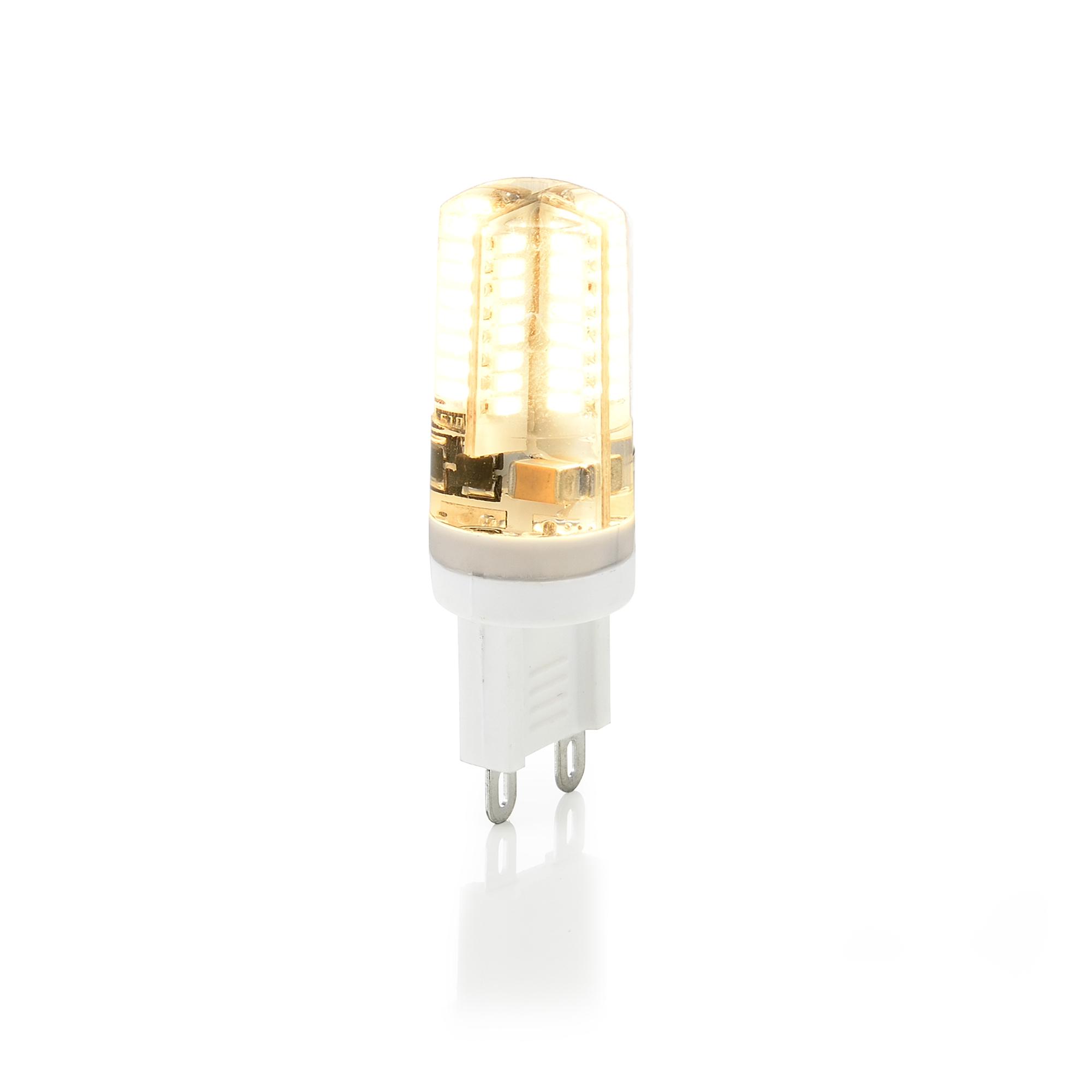 lux pro led g9 pico 15mm spot 40 smd 250lm 230v gu9 bulb lamp light stift ebay. Black Bedroom Furniture Sets. Home Design Ideas