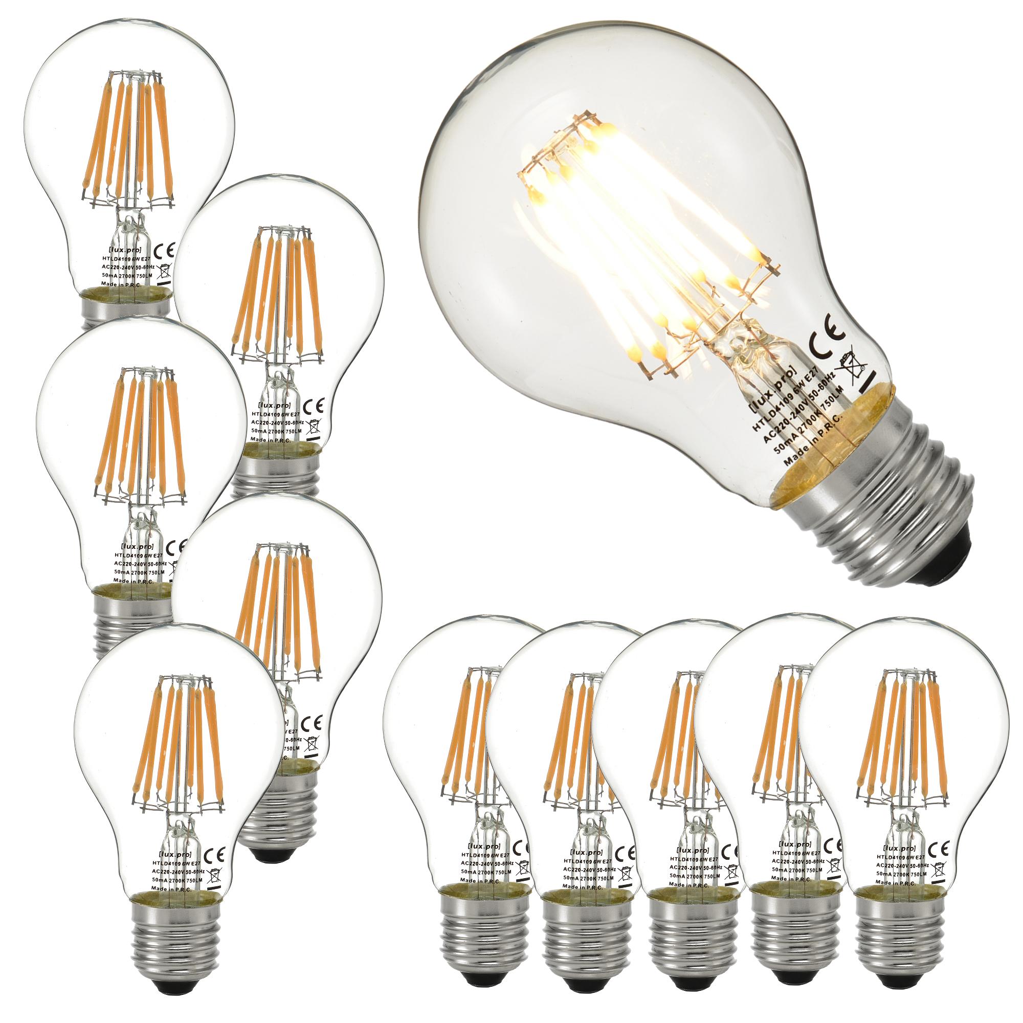 [lux.pro]® LED žárovka 10x HTLD4109