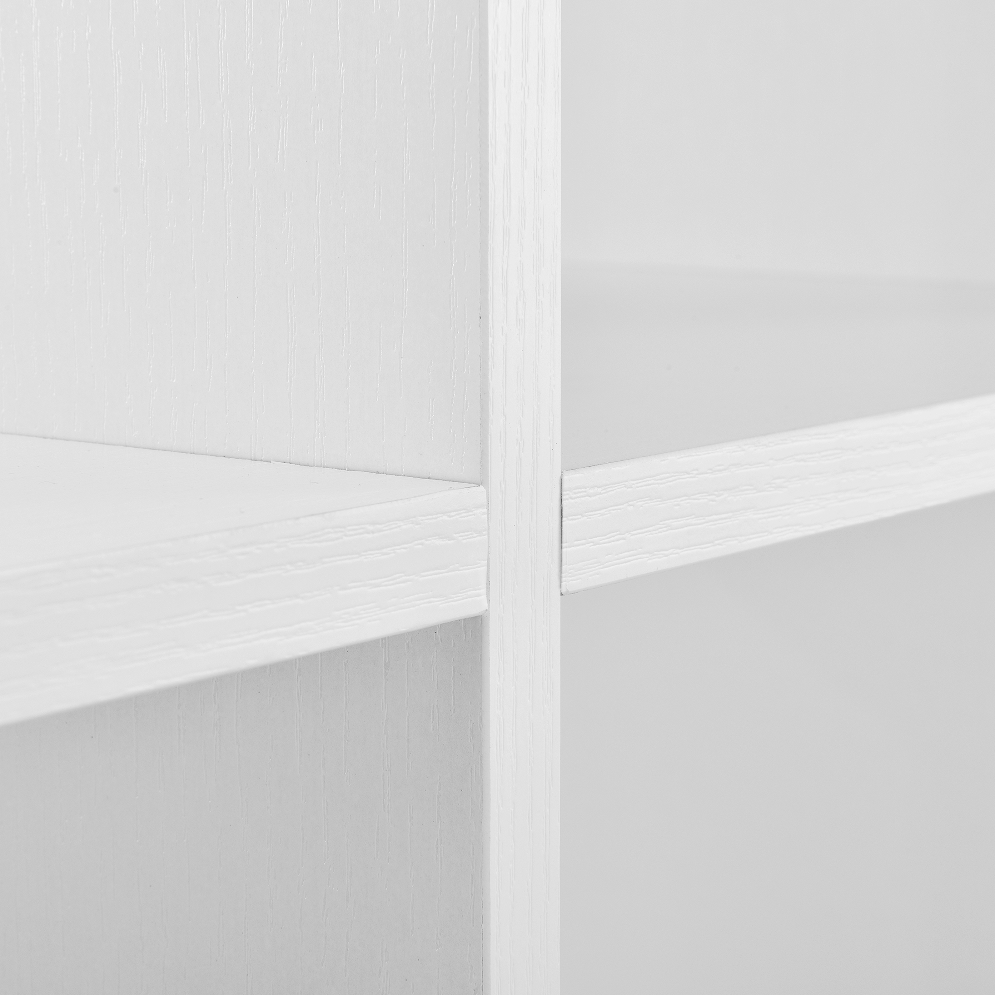 tag re escalier avec 10 casiers mdf m lamin 138 x 142 x 29cm blanc ebay. Black Bedroom Furniture Sets. Home Design Ideas