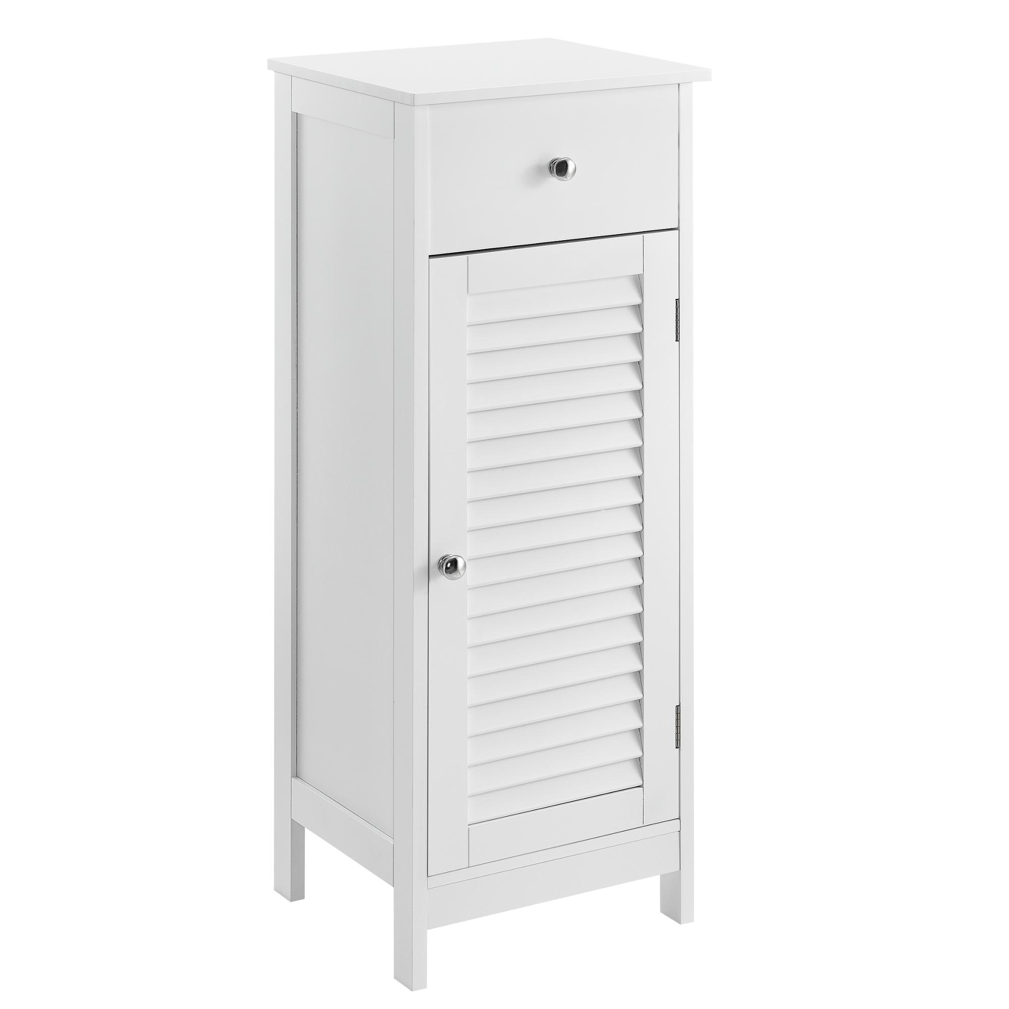[en.casa]® Koupelnová skříňka AANT-0341