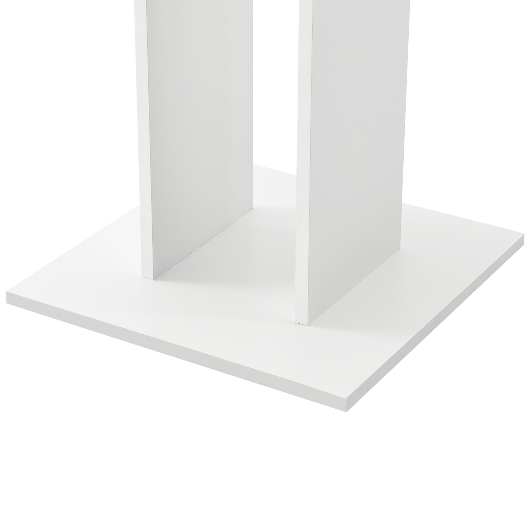 B-WARE Esszimmertisch Esstisch Tisch Küchentisch Bürotisch 78x65x65cm Beton