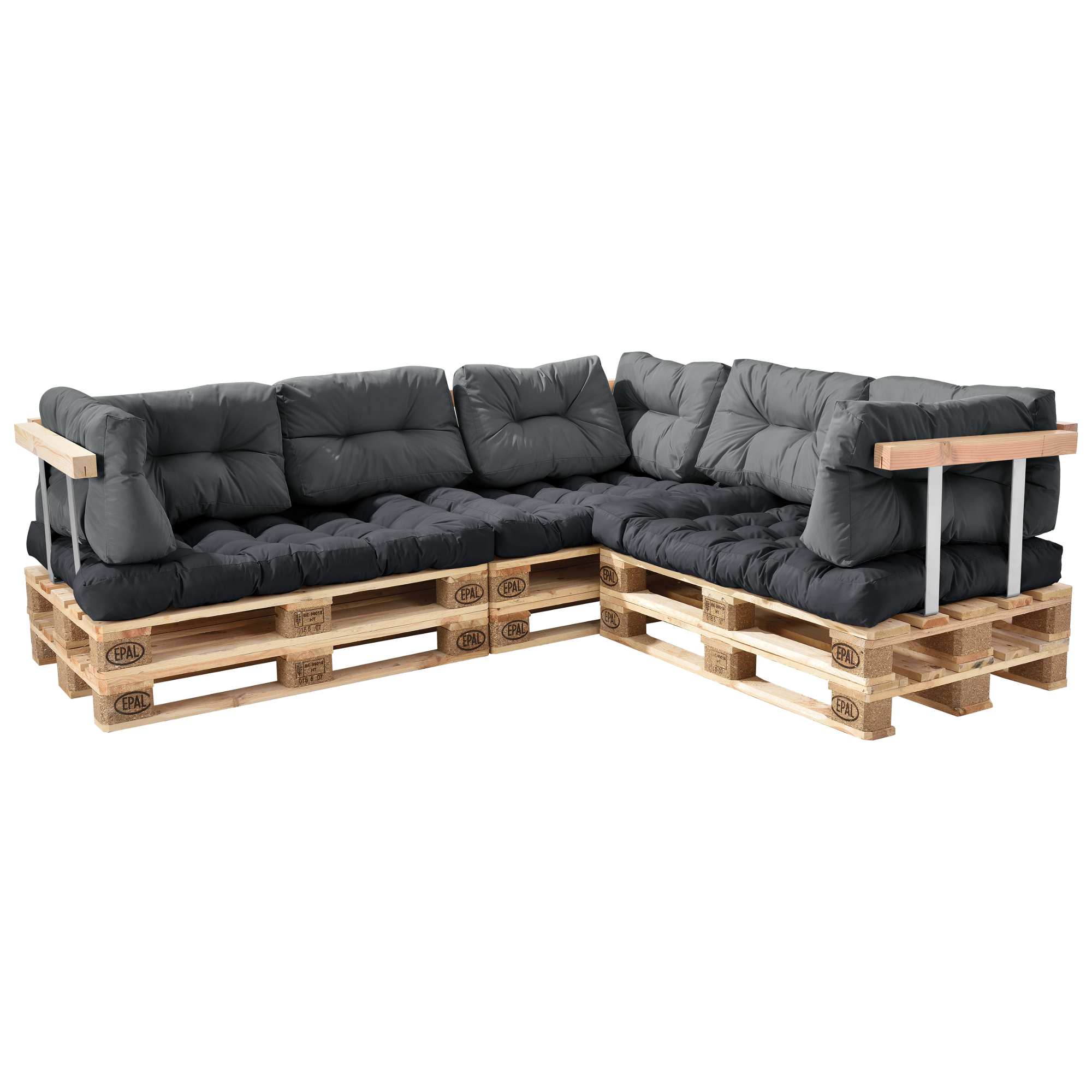 En Casa 174 Palettenkissen In Outdoor Paletten Kissen Sofa