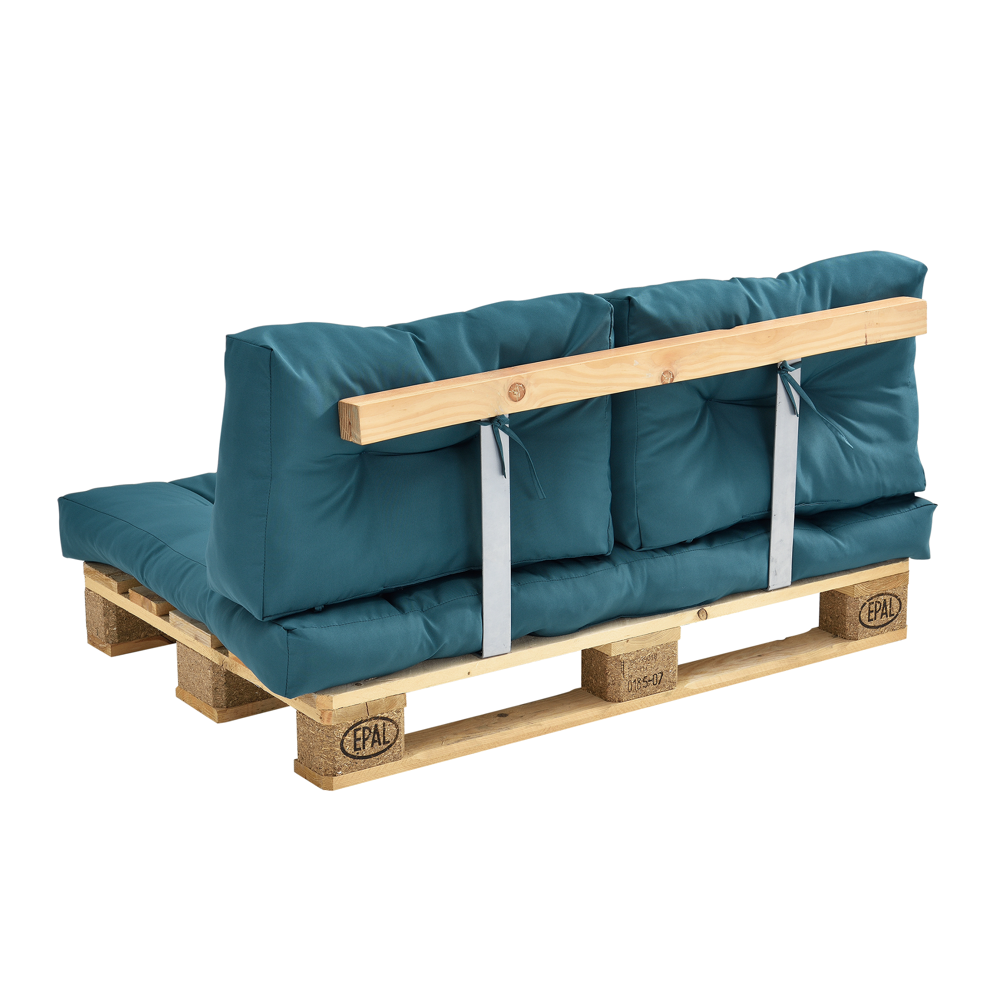 pallet cushions in outdoor sofa padding seat ebay. Black Bedroom Furniture Sets. Home Design Ideas