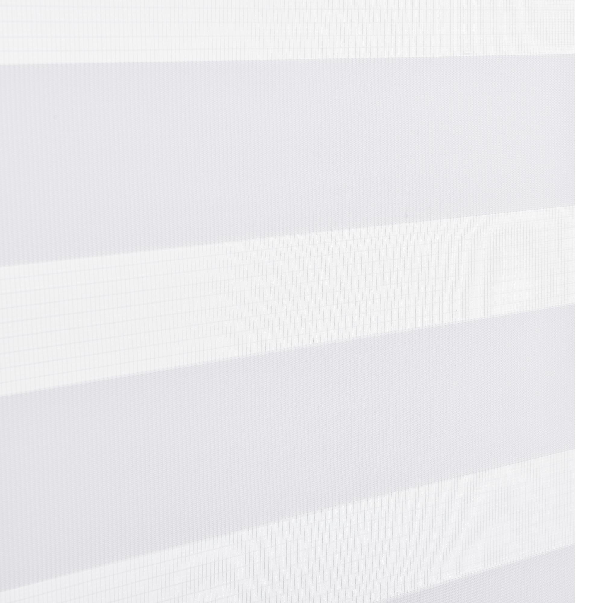 Duo Rollo 40x150cm Creme OHNE BOHREN Zebra Vario Jalousie Klemm Halter Easy Fix