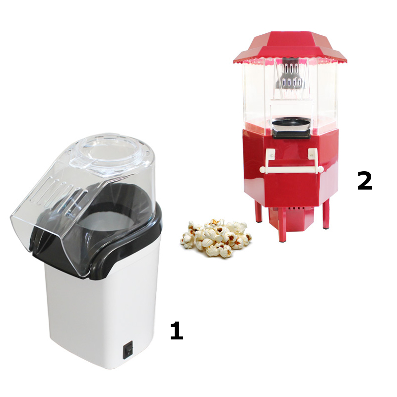 how to make popcorn in a nostalgia popcorn machine