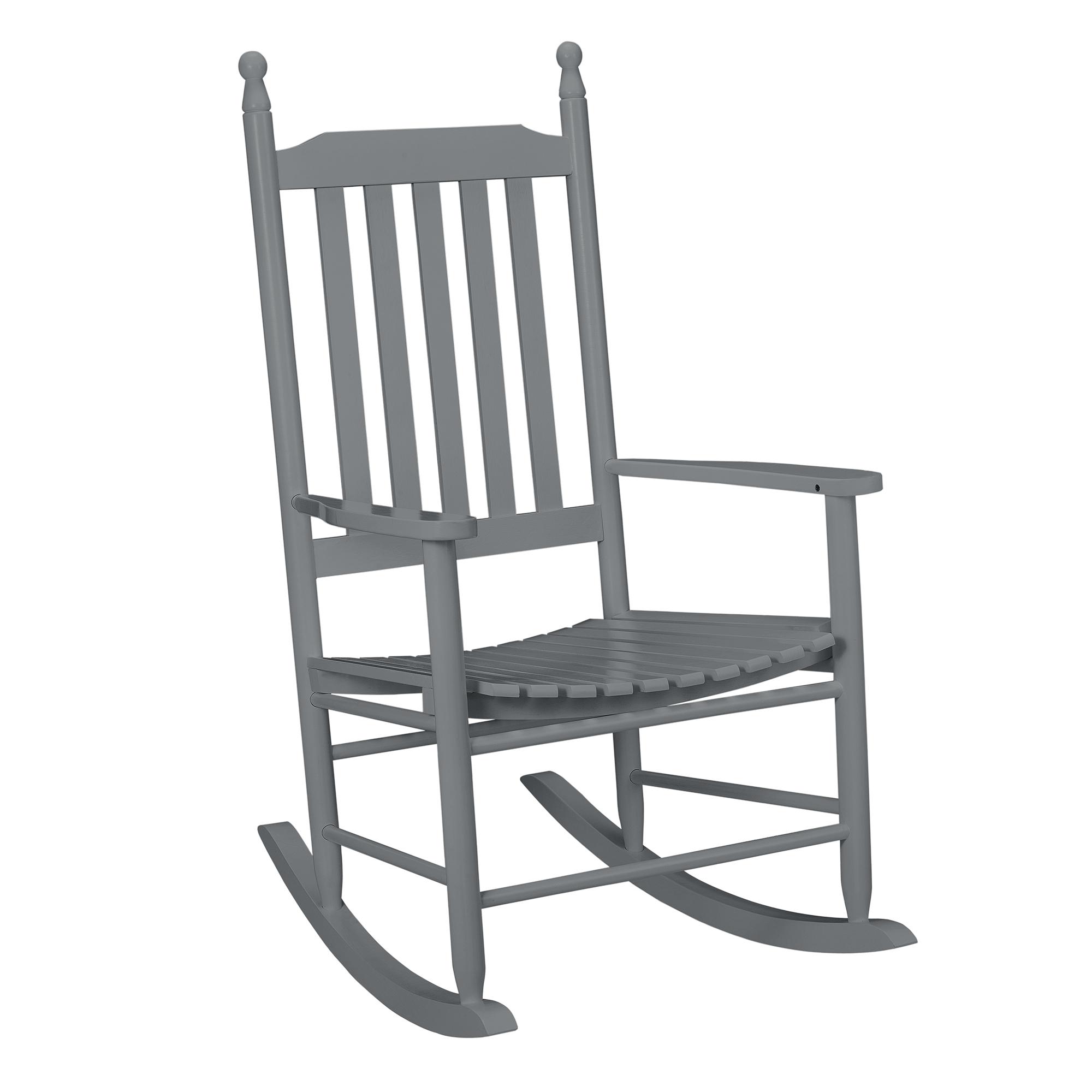 schaukelstuhl texas grau stuhl schwingsessel. Black Bedroom Furniture Sets. Home Design Ideas