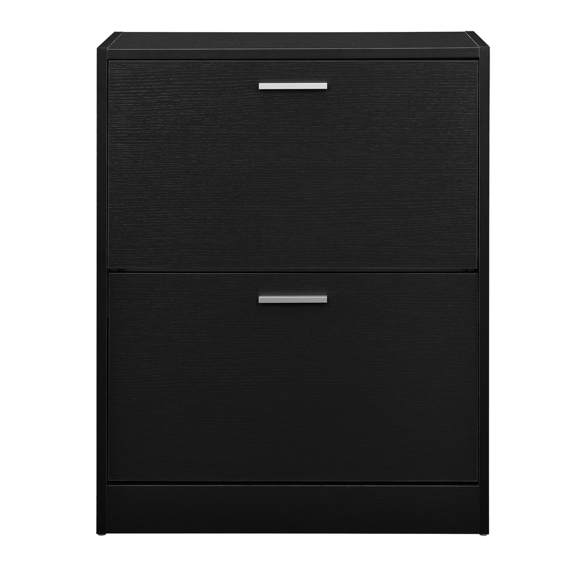schuhschrank schuhkipper schuhregal schrank. Black Bedroom Furniture Sets. Home Design Ideas