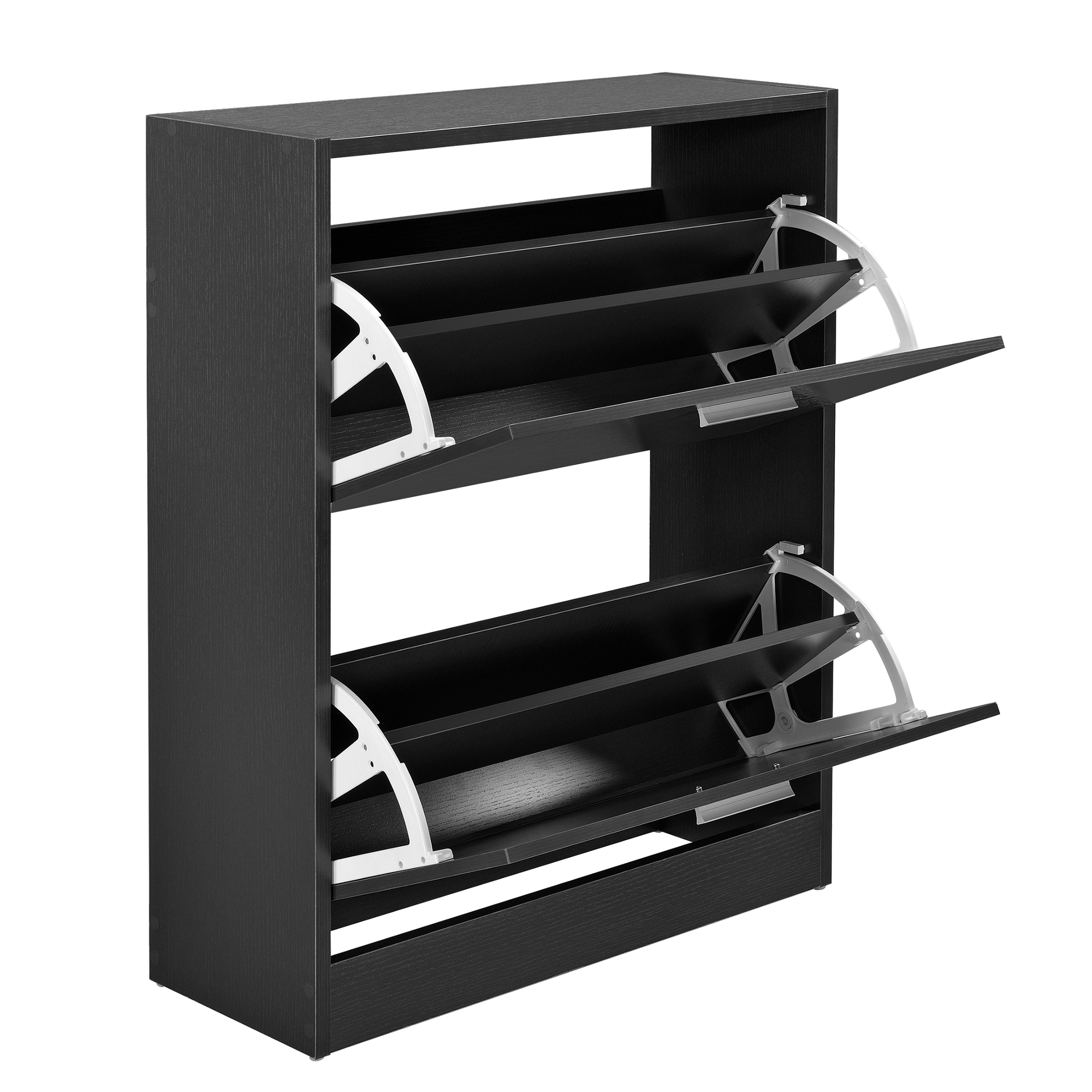 schuhschrank schuhkipper schuhregal schrank schuhaufbewahrung kommode ebay. Black Bedroom Furniture Sets. Home Design Ideas