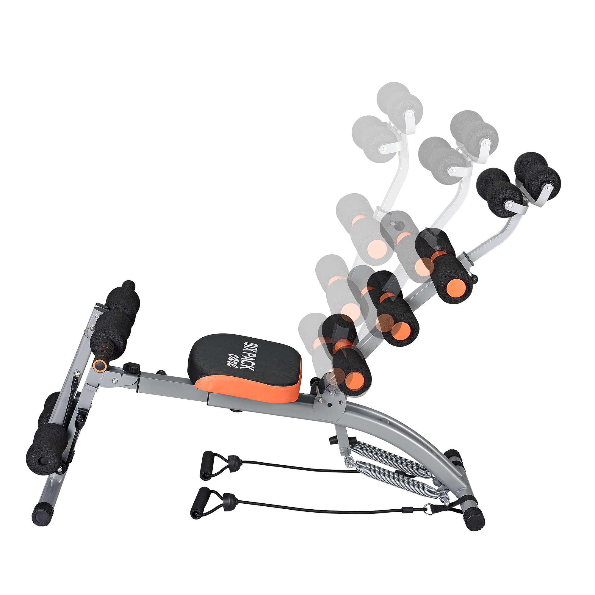 50x Exerciser Sport Gym Stimulator Bauchmuskeltrainer Trainingsgerät Elektro
