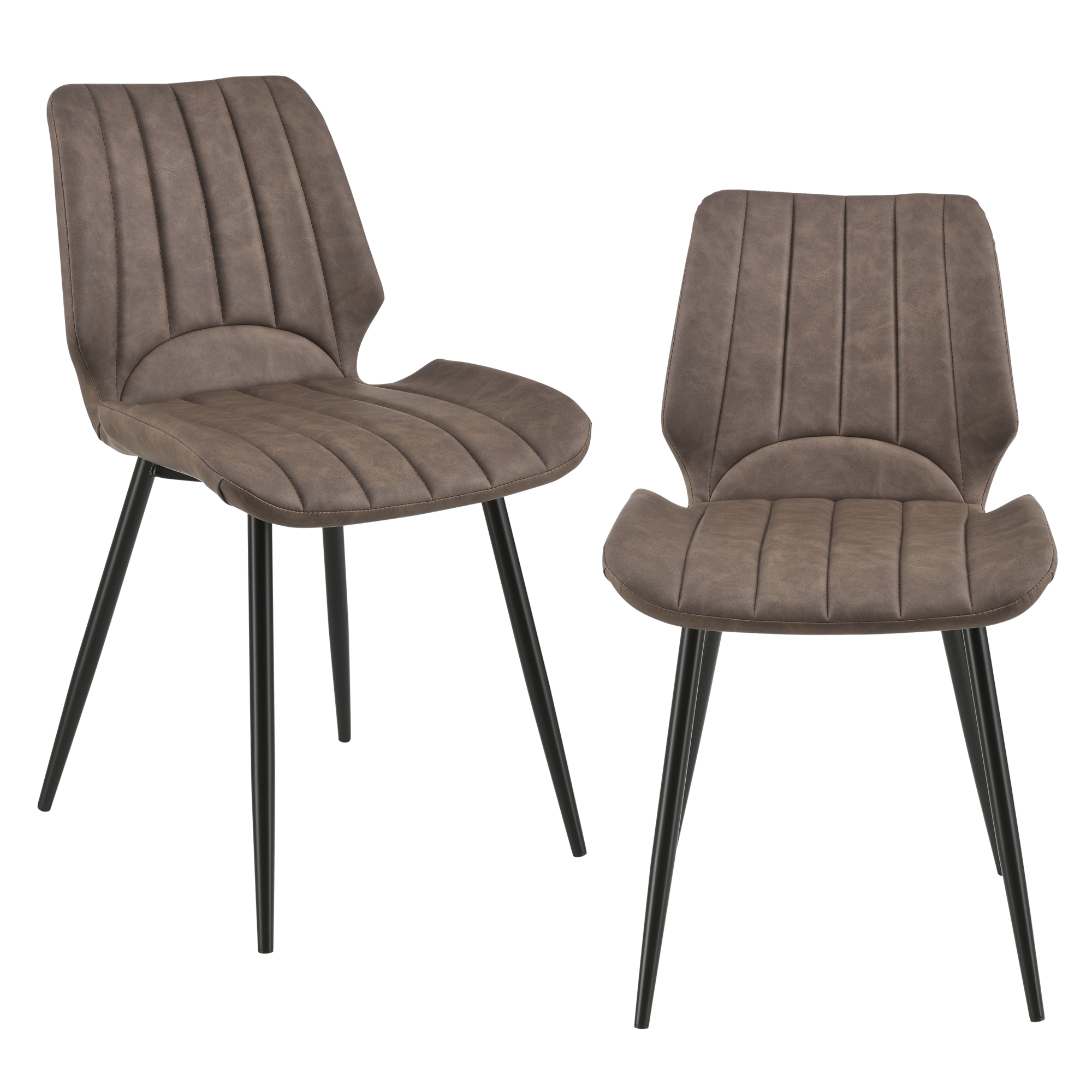 [en.casa]® Židle AACM-9033
