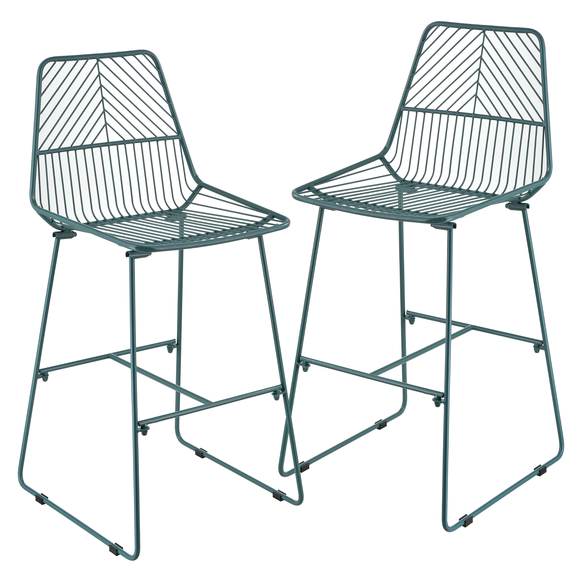 2x barhocker design barstuhl bar theken hocker for Barhocker metall