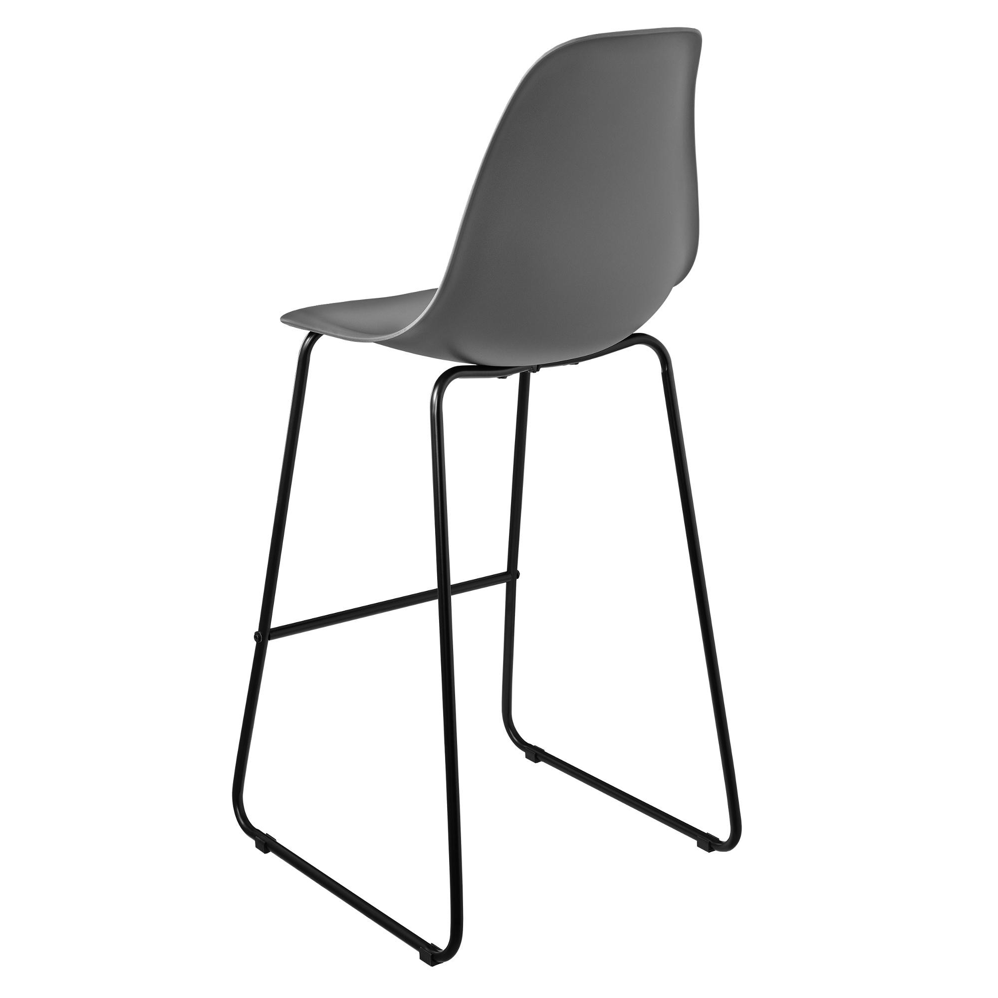 2x barhocker 110x46 5cm design barstuhl bar. Black Bedroom Furniture Sets. Home Design Ideas
