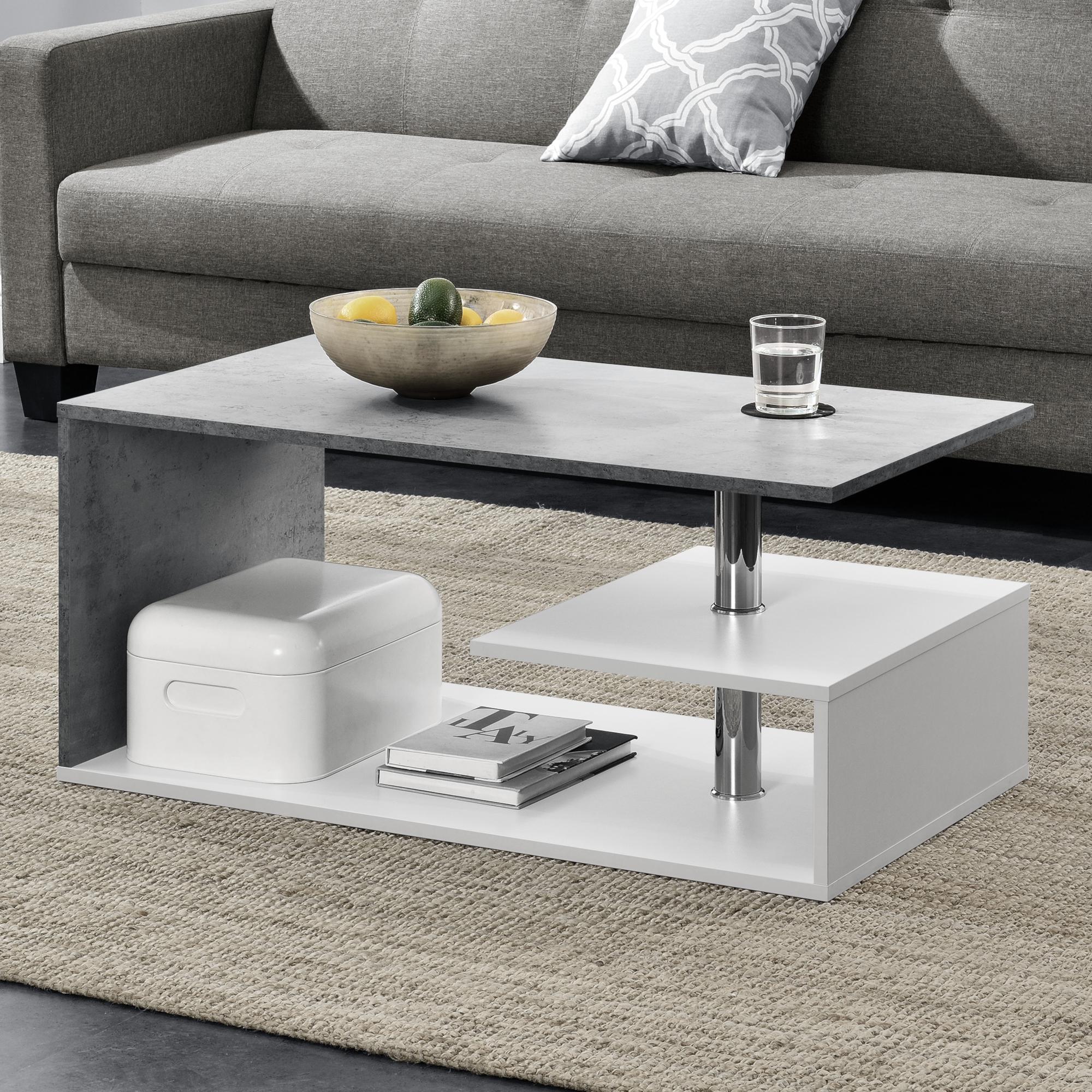 Details zu [en.casa] Couchtisch Tisch Beistelltisch Wohnzimmertisch Sofatisch Kaffeetisch