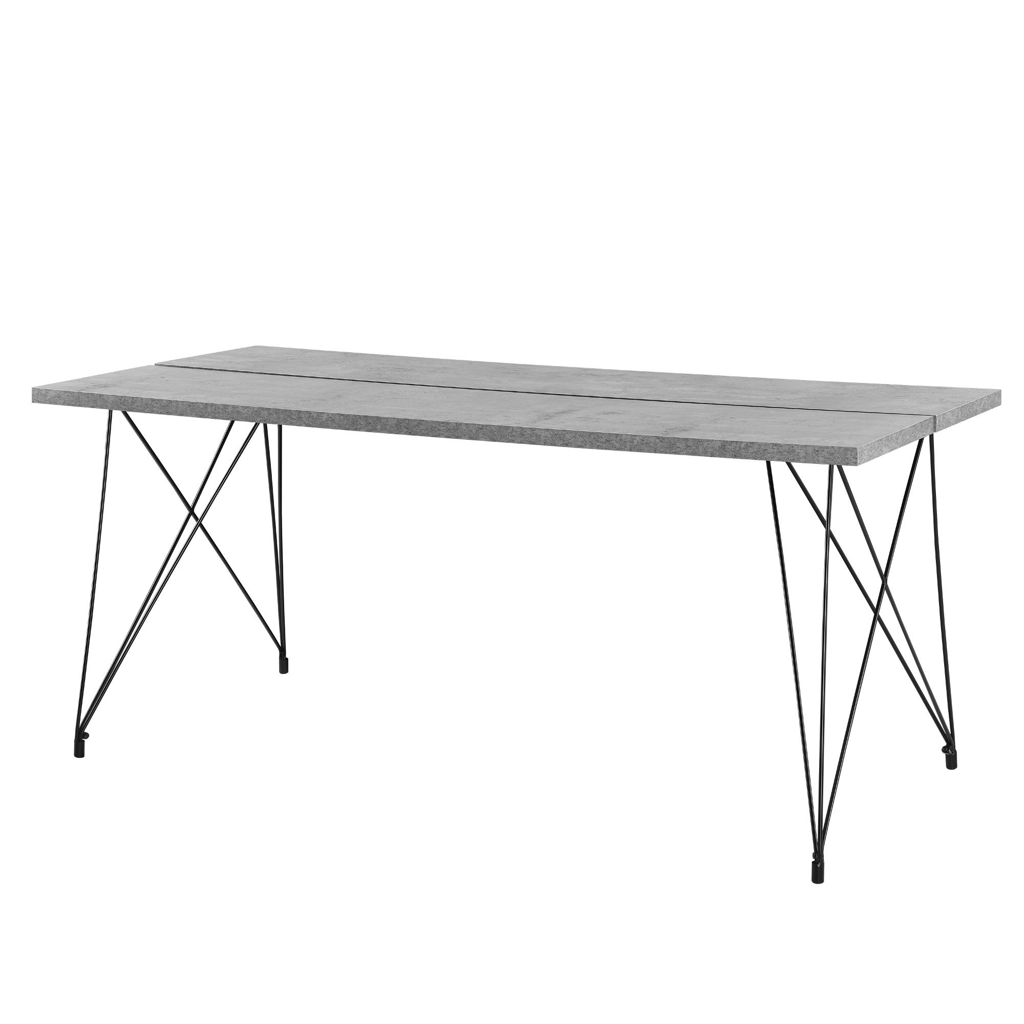 [en.casa] Esstisch Küchentisch Esszimmertisch Tisch Esszimmer Küche Design