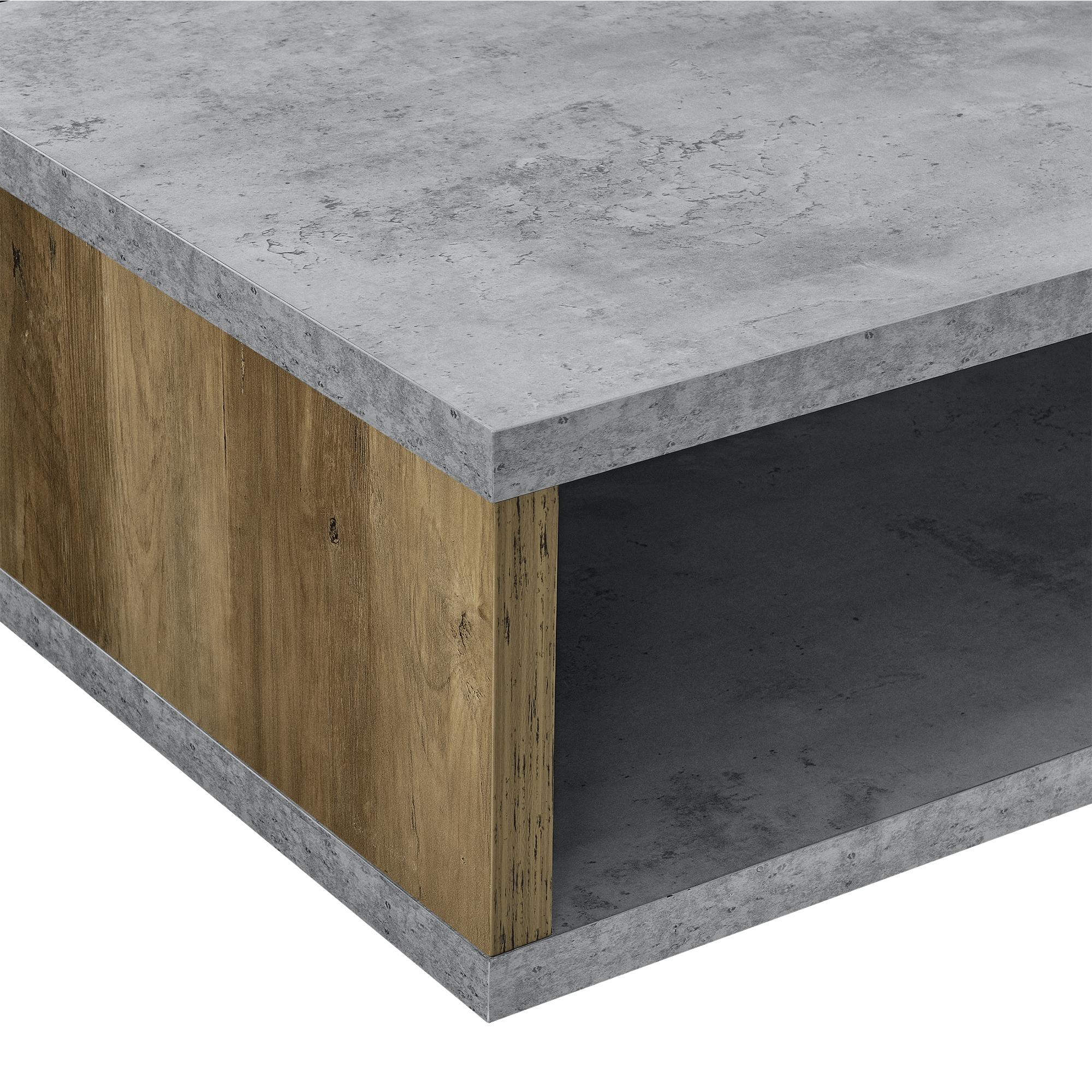 couchtisch 110x60x30cm wohnzimmertisch. Black Bedroom Furniture Sets. Home Design Ideas