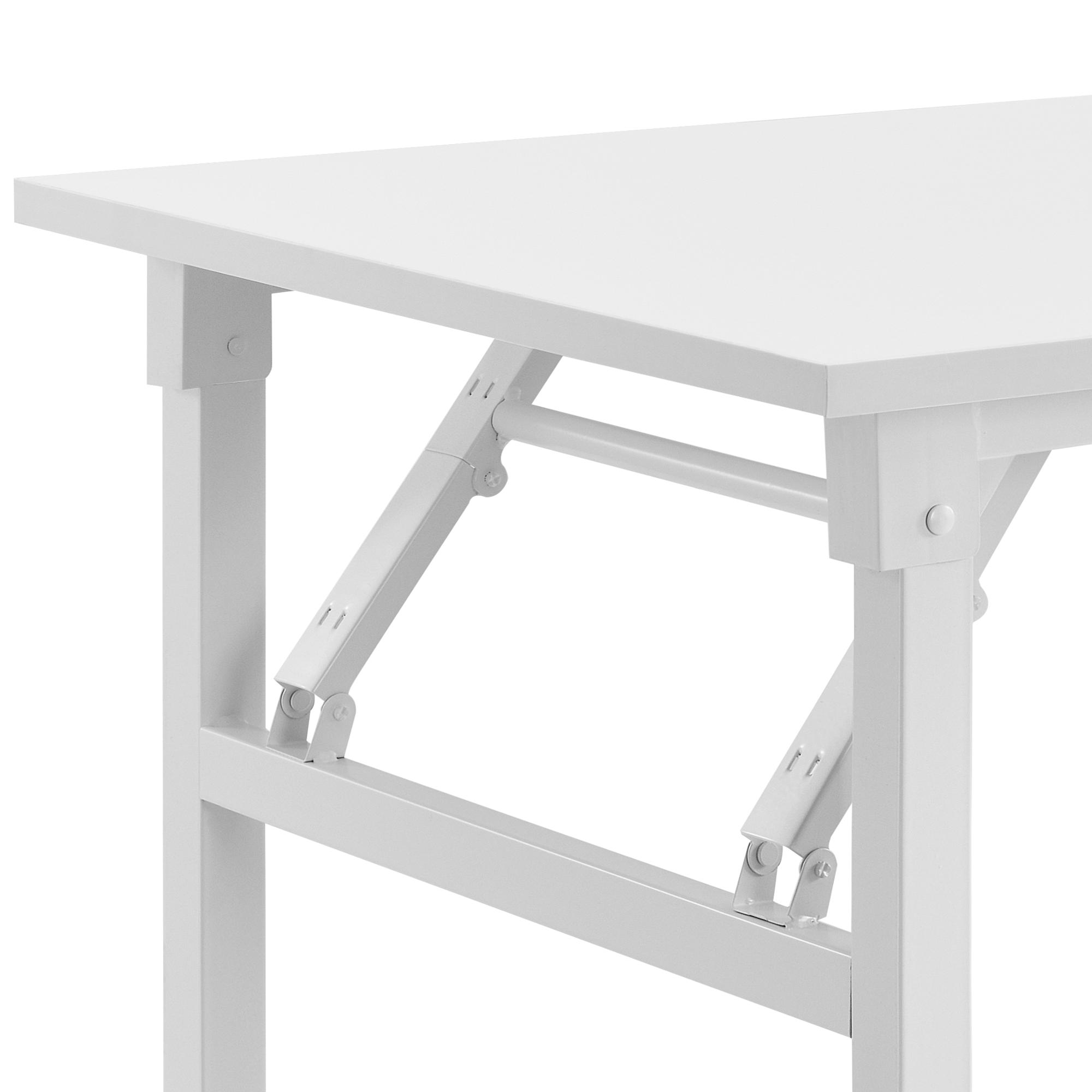 Tavolo pieghevole design 120 x 60 x 75 cm altezza for Tavolo pieghevole design