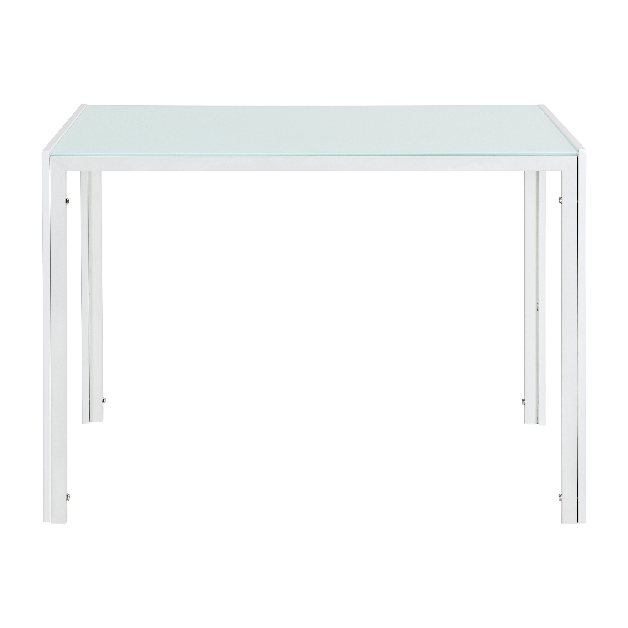 [encasa] Esstisch 105x60cm mit 4er Set Stühle  ~ Esstisch Set