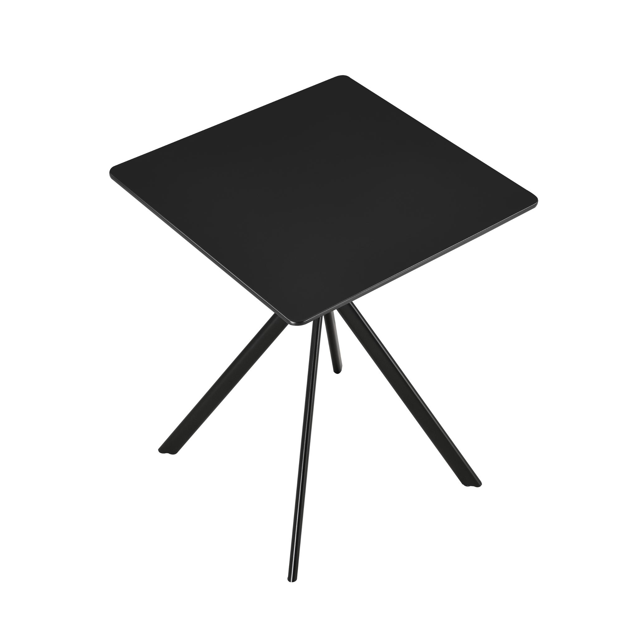 [en.casa]® Jídelní stolek HTAT-9205