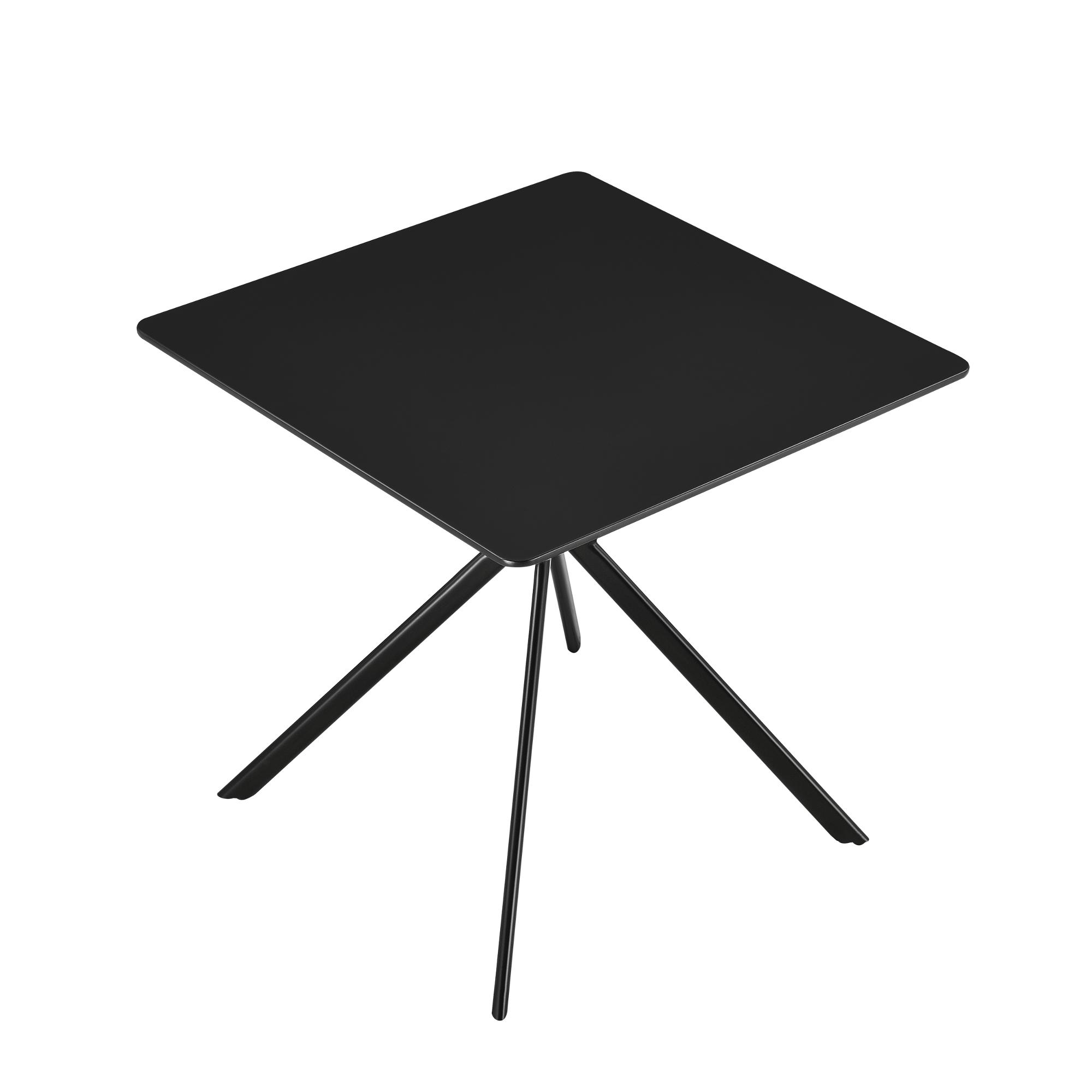 [en.casa]® Jídelní stolek HTAT-9206