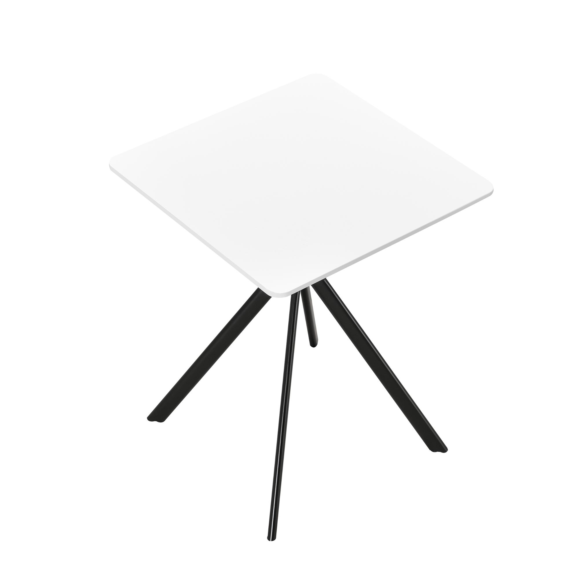 [en.casa] Esstisch Küchentisch Esszimmertisch Besprechungstisch Konferenz-Tisch