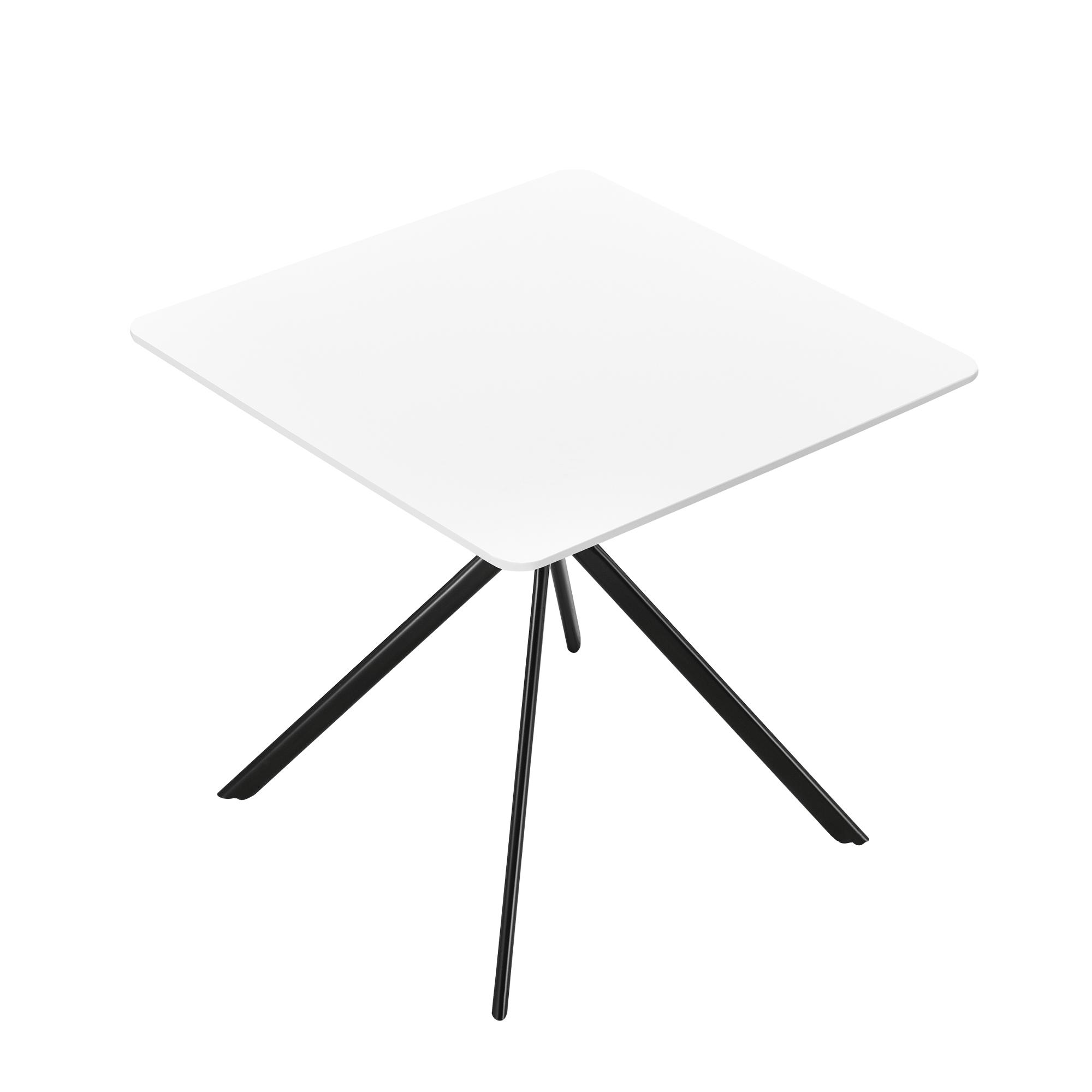 [en.casa]® Jídelní stolek HTAT-9208