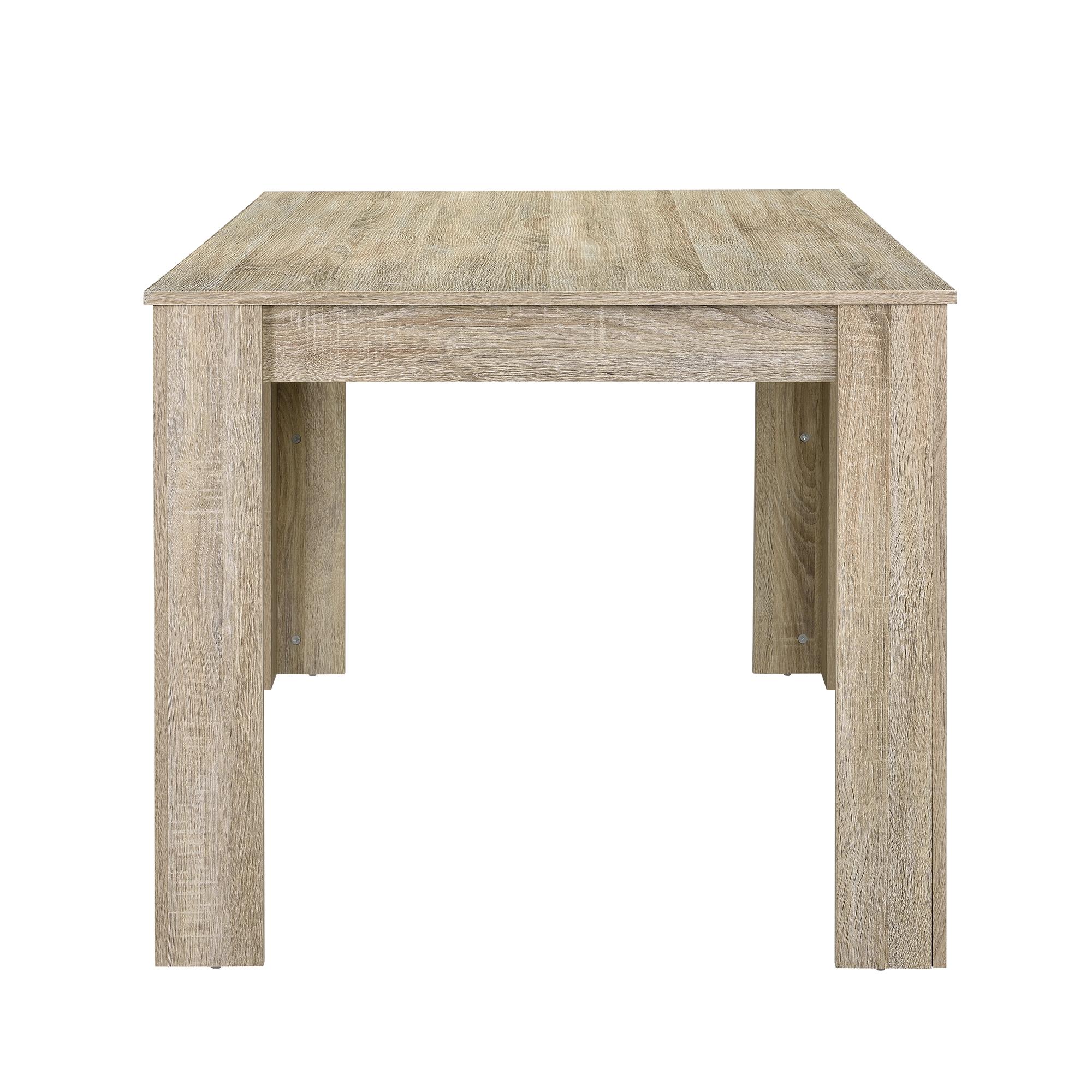 moderner esstisch tisch esszimmer k chentisch. Black Bedroom Furniture Sets. Home Design Ideas