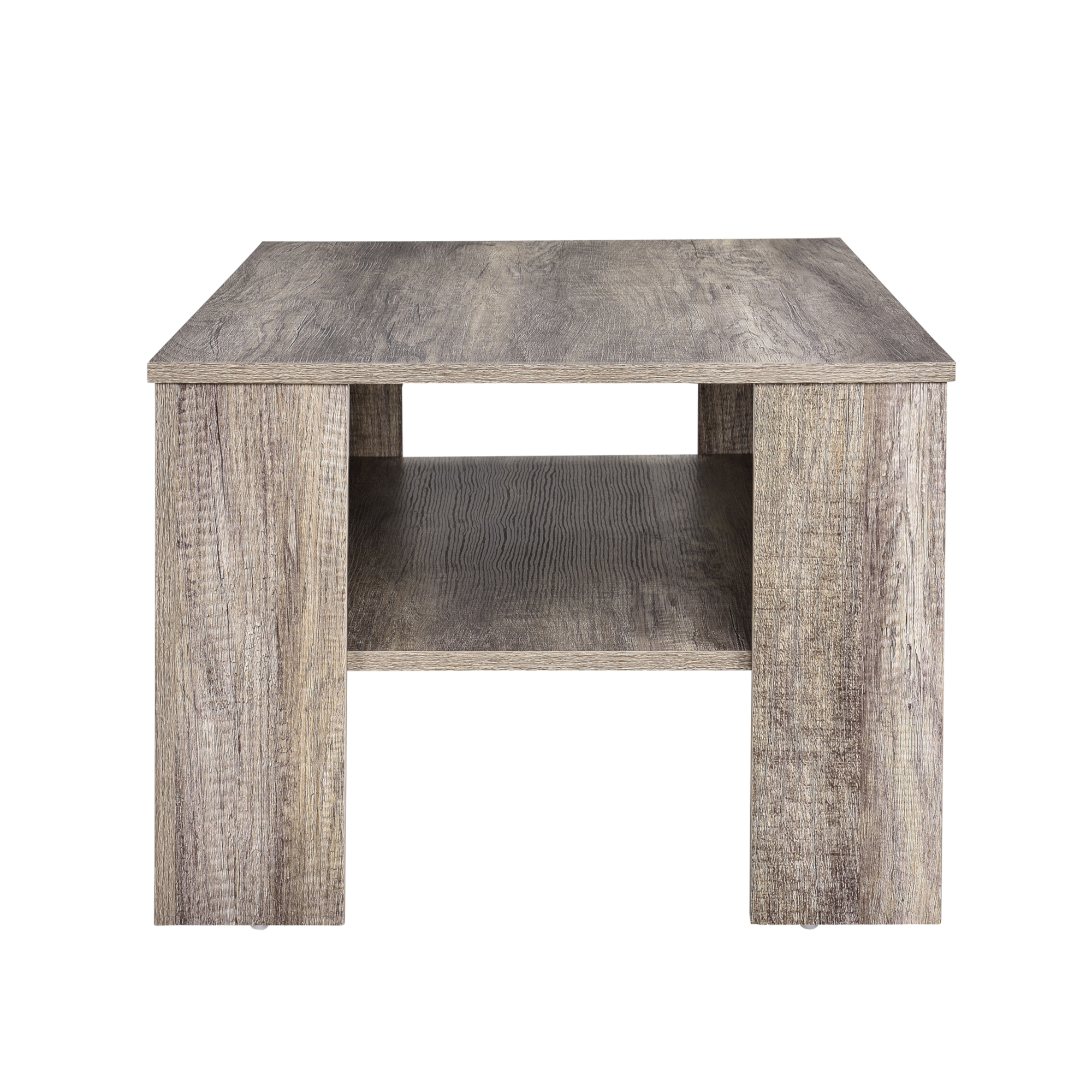 couchtisch eiche altholz 100x60cm wohnzimmertisch beistelltisch holz ebay. Black Bedroom Furniture Sets. Home Design Ideas