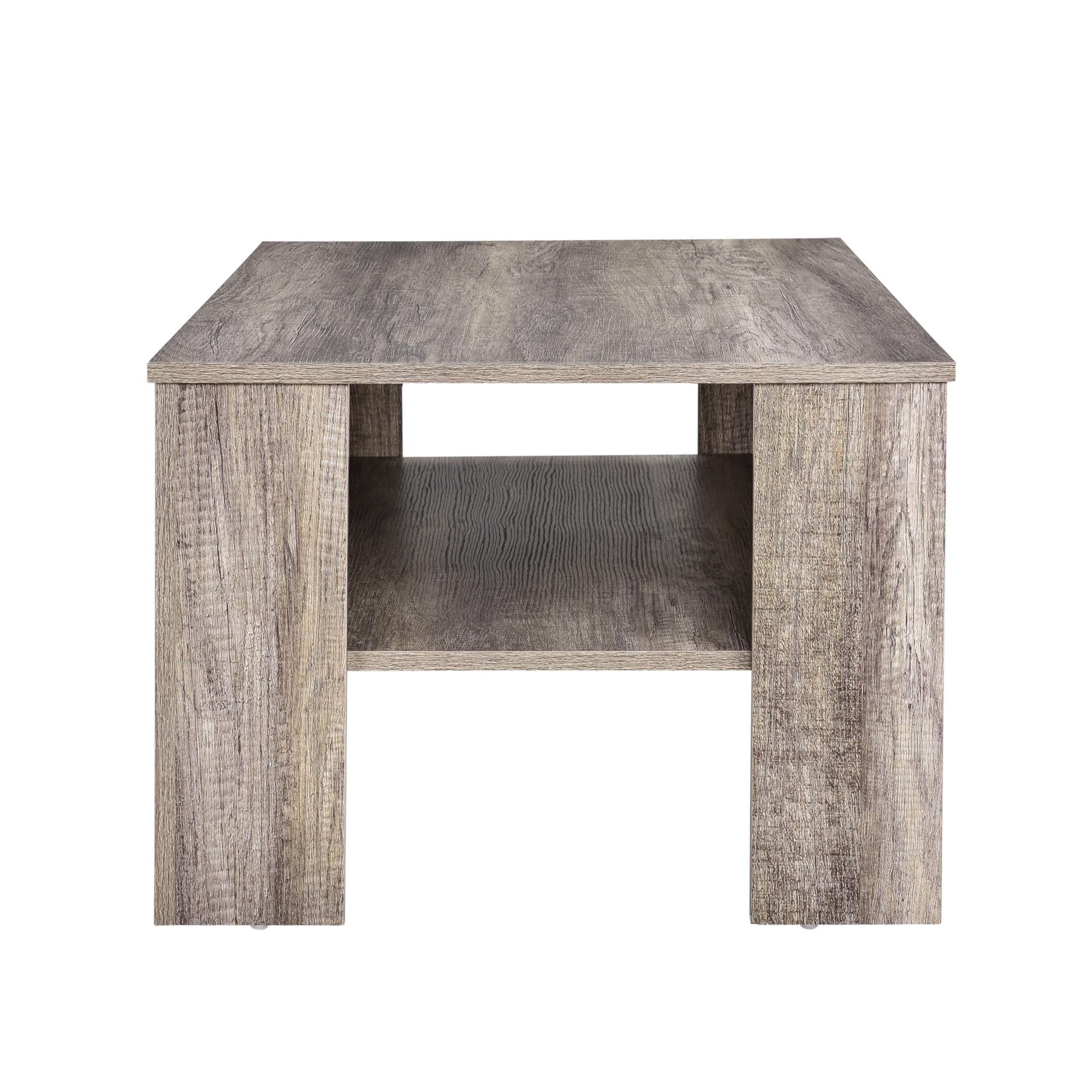 couchtisch eiche altholz 100x60cm. Black Bedroom Furniture Sets. Home Design Ideas