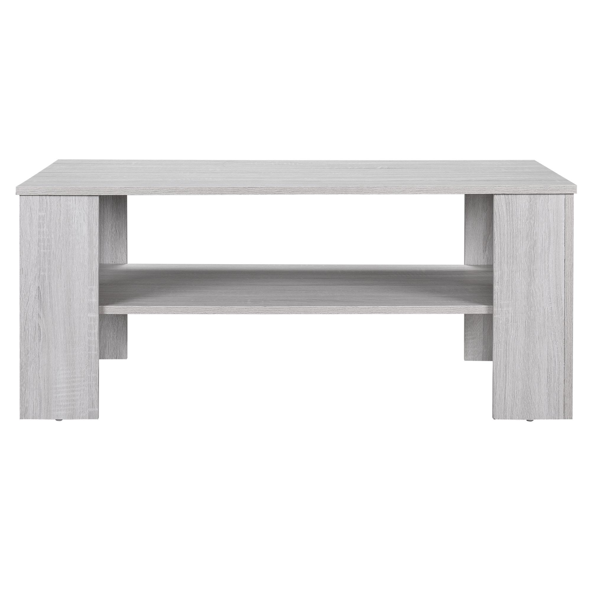Détails sur [en.casa]® table basse chêne blanc 8x8cm table de salon  table d