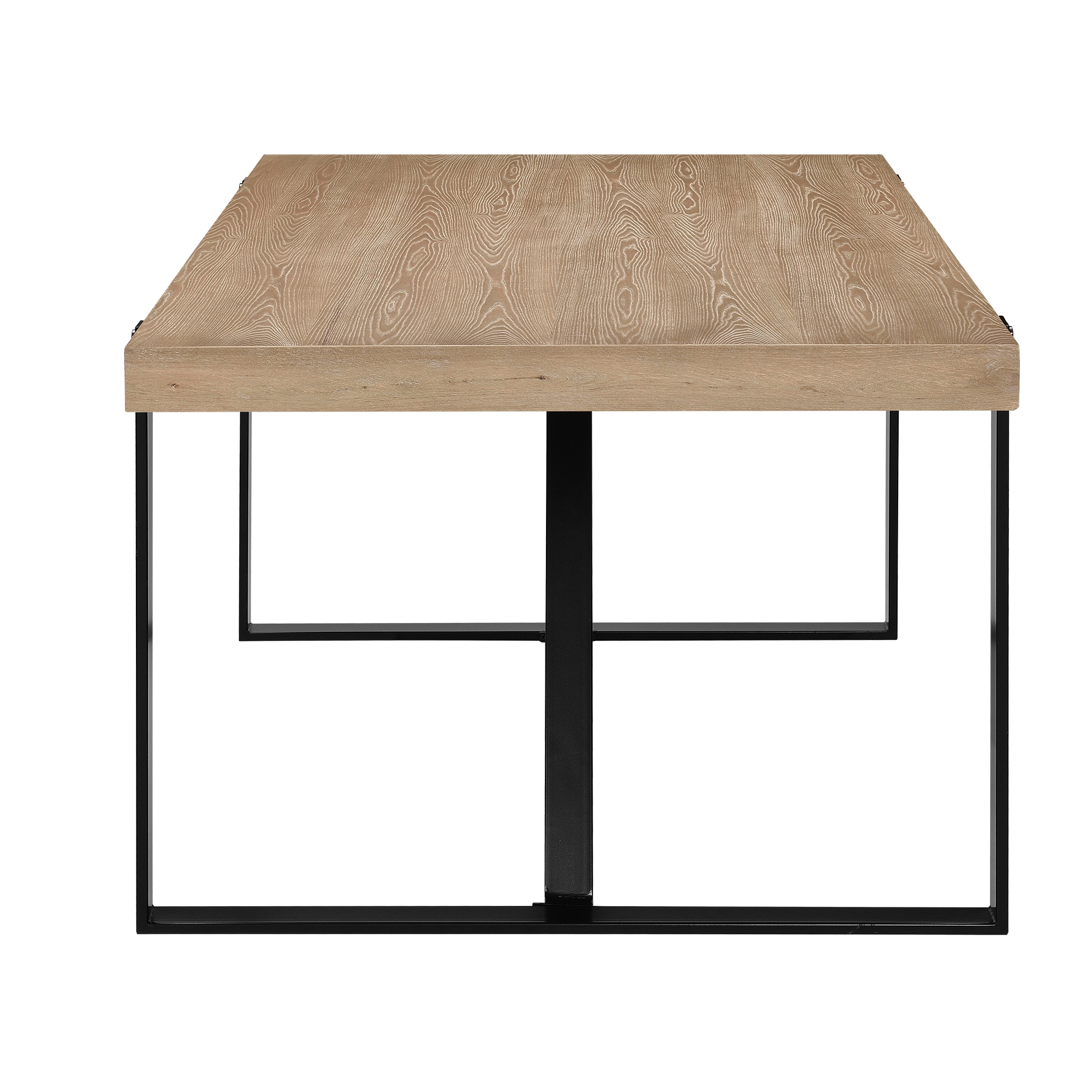 .casa] Modern Dining Table Room Kitchen Retro Round Square Oak EBay. Full resolution‎  photo, nominally Width 2000 Height 2000 pixels, photo with #80654B.