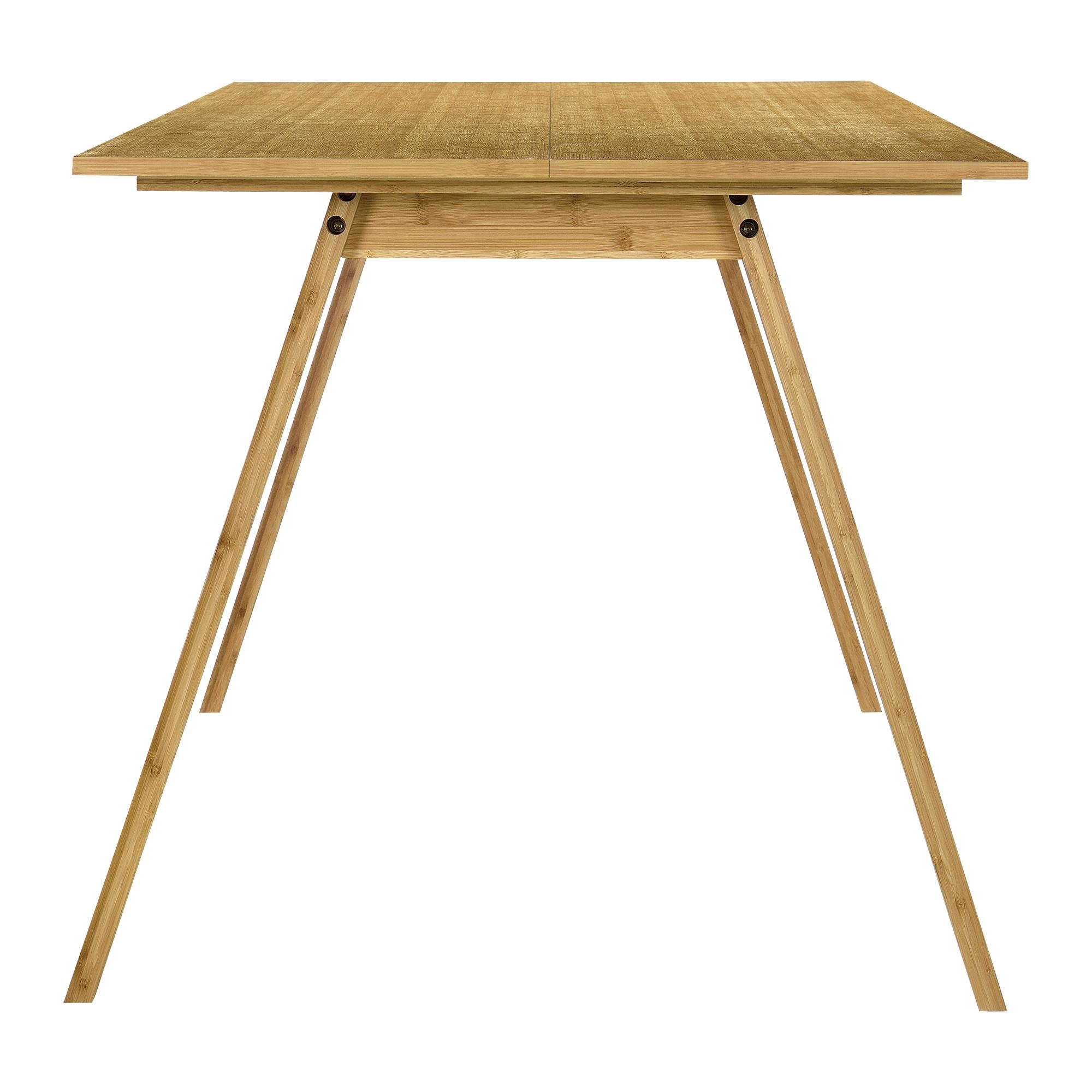 Details Zu En Casa Moderner Esstisch Tisch Esszimmer Kuchentisch Retro Rund Eckig Eiche