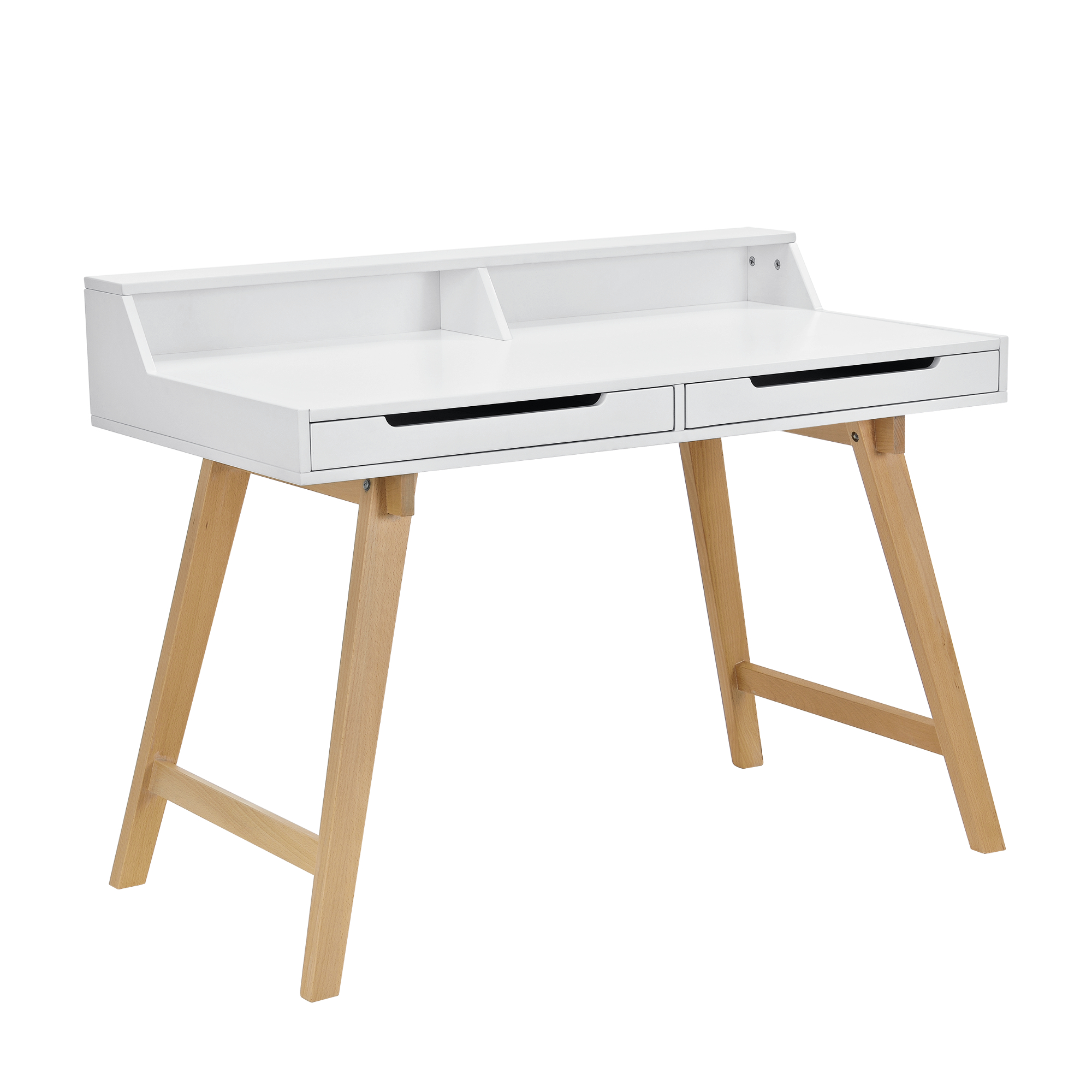 retro desk chair white computer table table console design ebay. Black Bedroom Furniture Sets. Home Design Ideas
