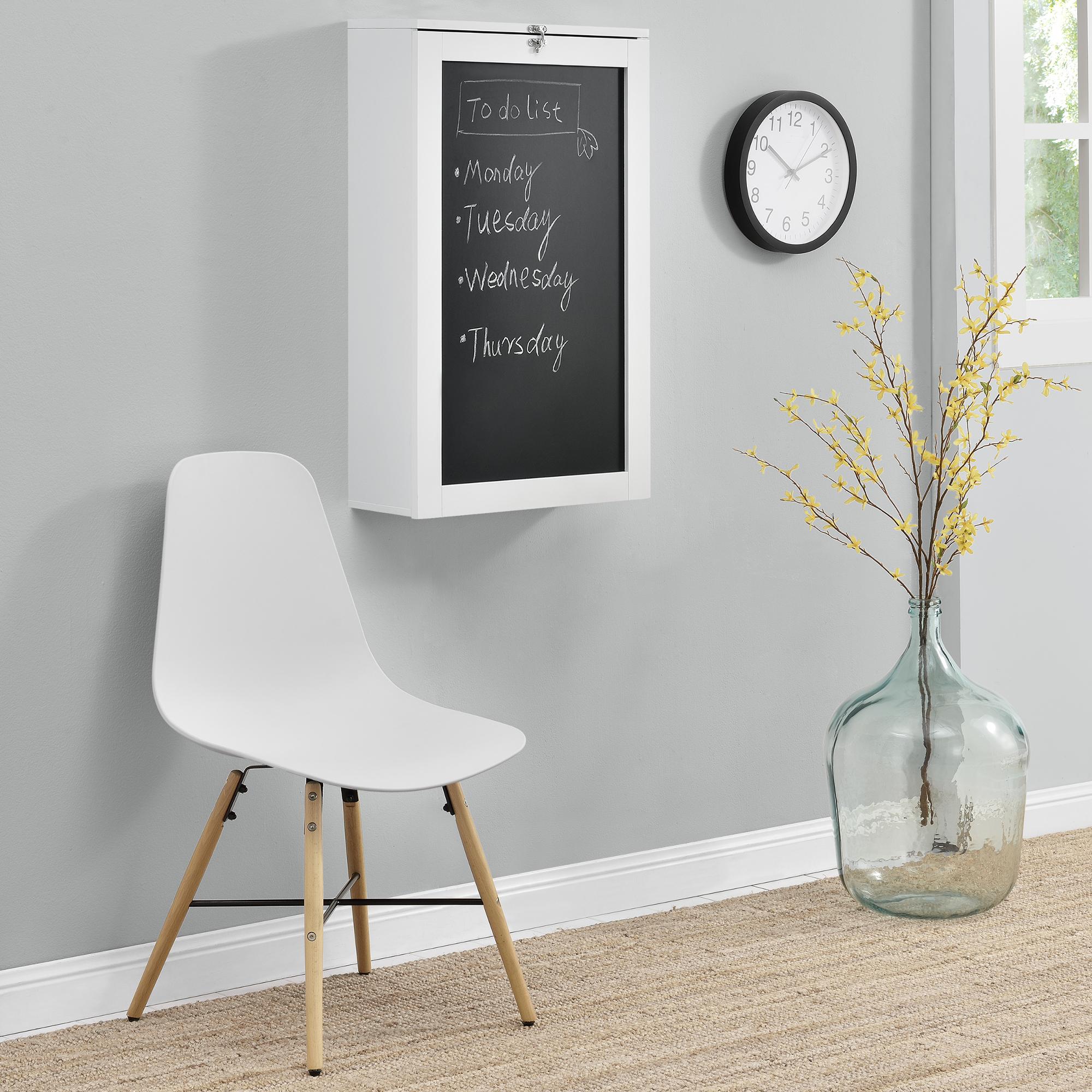 wandtisch wei schreibtisch tisch regal wand klapptisch aus klappbar ebay. Black Bedroom Furniture Sets. Home Design Ideas