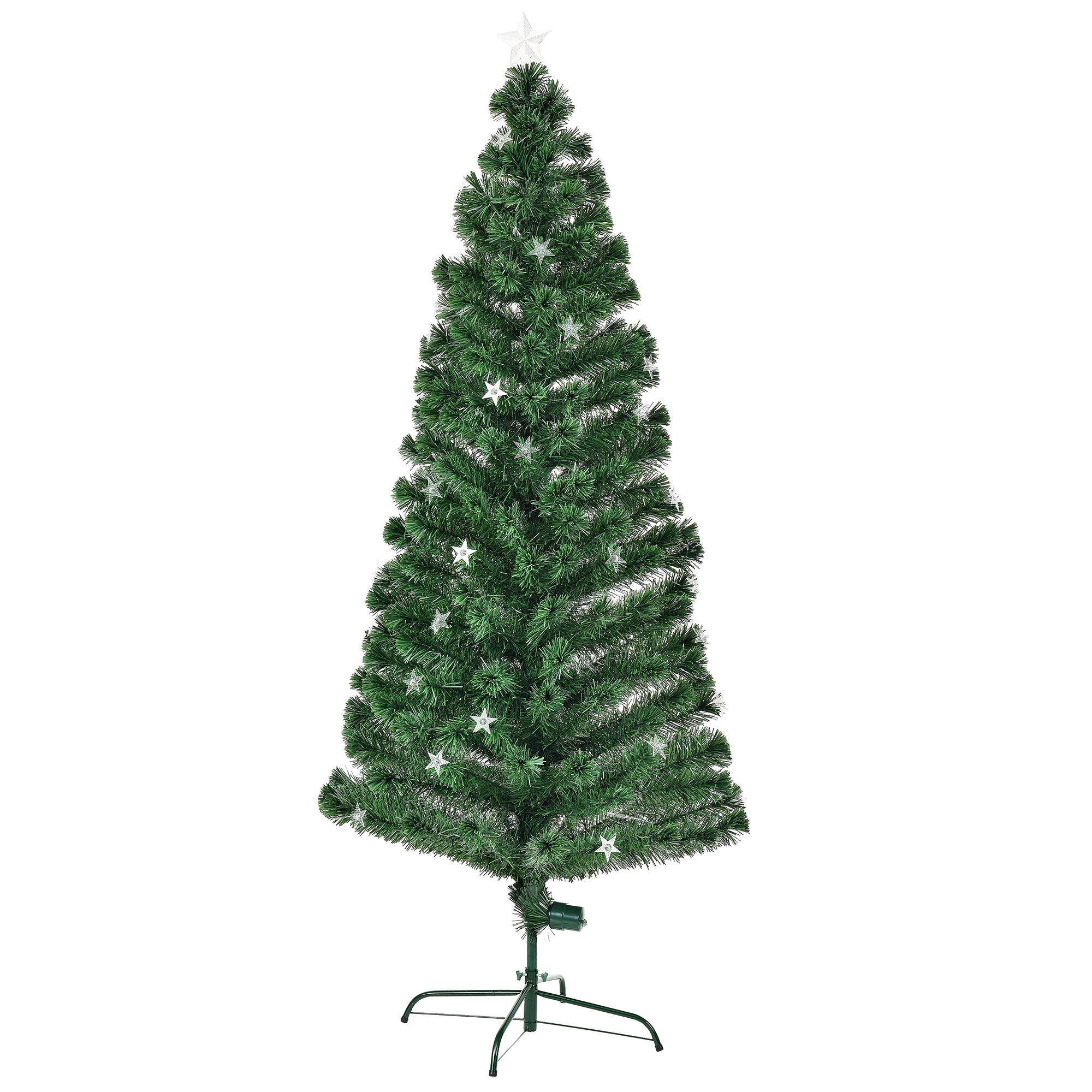 210cm beleuchteter christbaum weihnachtsbaum. Black Bedroom Furniture Sets. Home Design Ideas