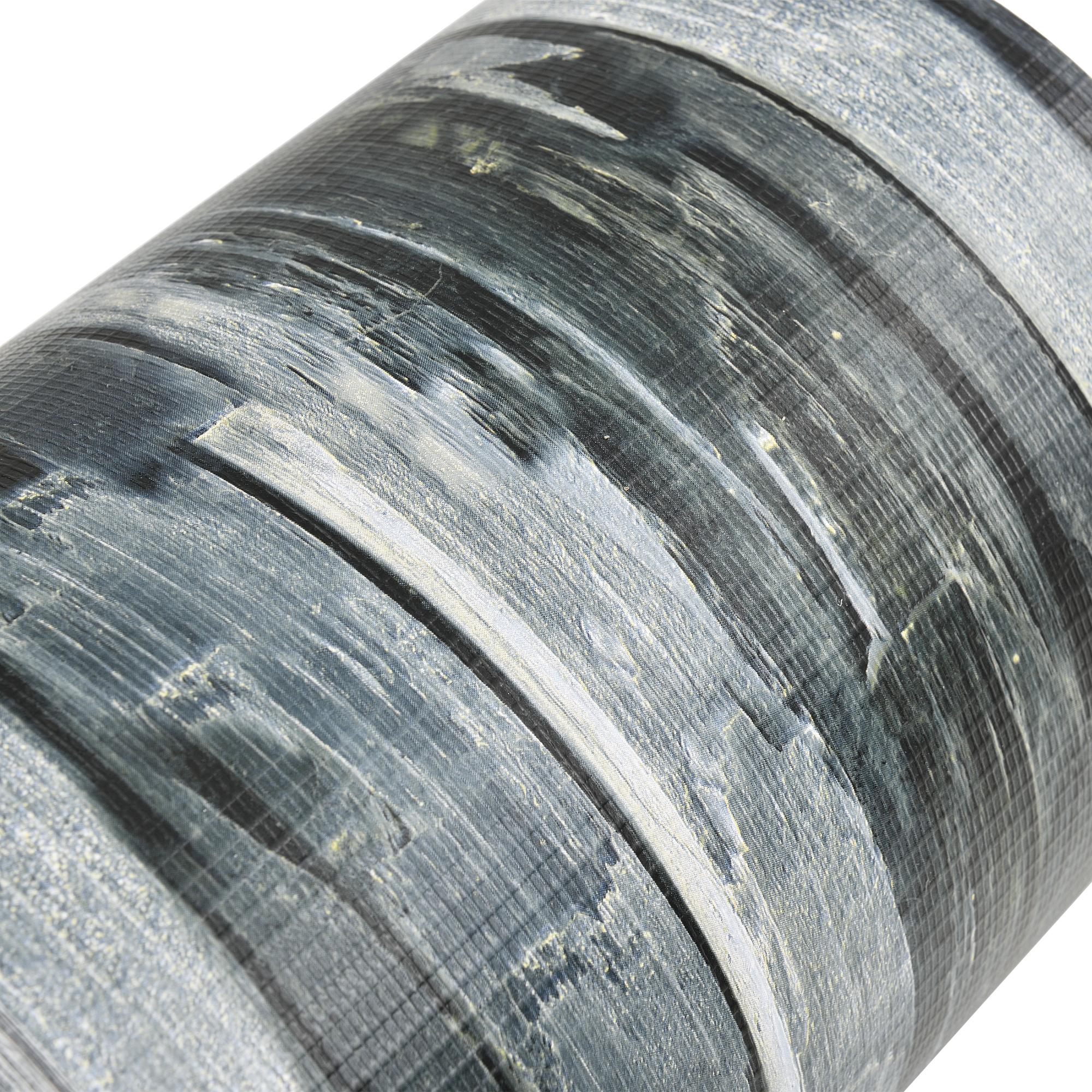 35m sichtschutz zaunfolie stein optik pvc windschutz doppelstabmatten ebay. Black Bedroom Furniture Sets. Home Design Ideas