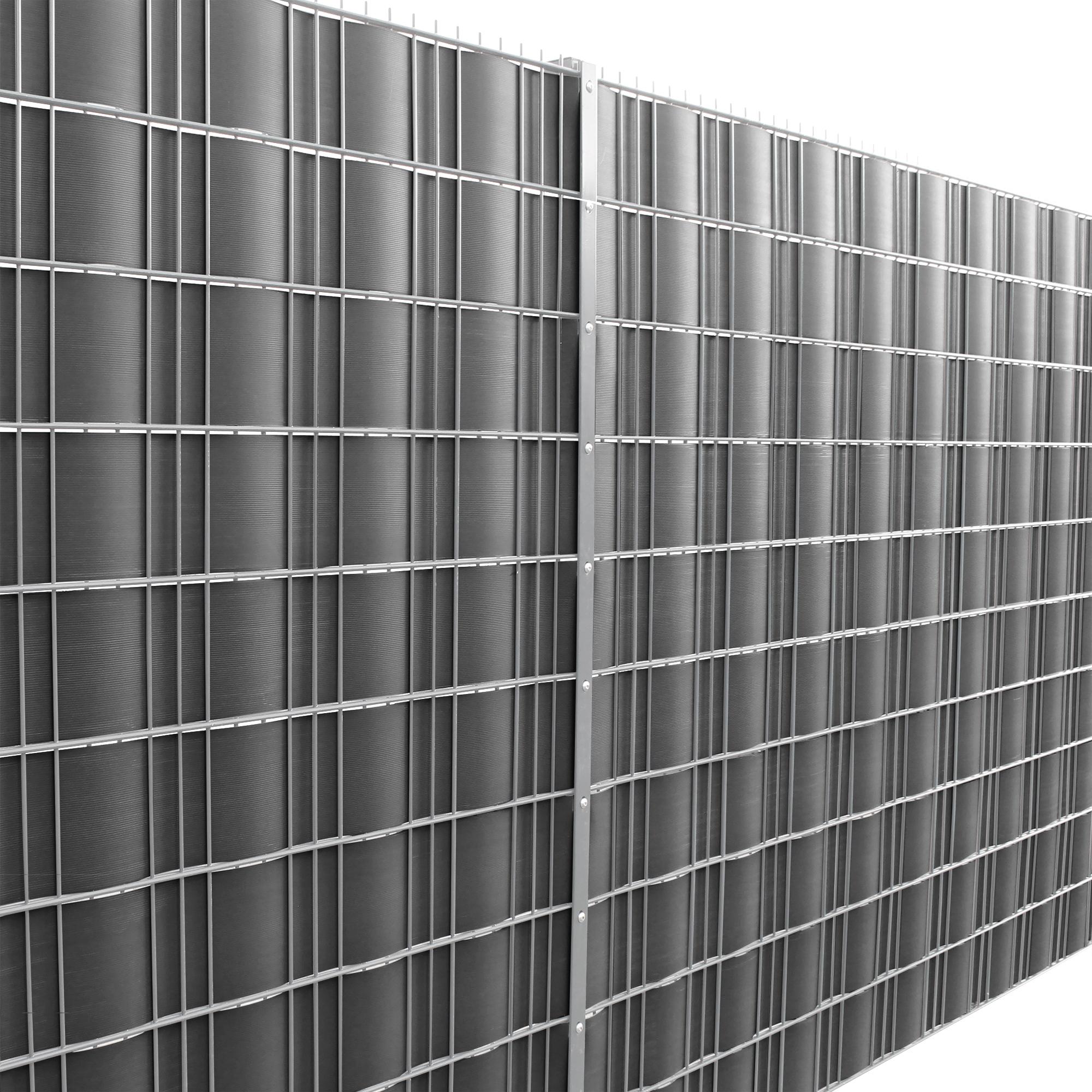 TAPPETINO PVC 90x300cm ANTIVENTO RECINTO DA GIARDINO BALCONE RECINZIONE