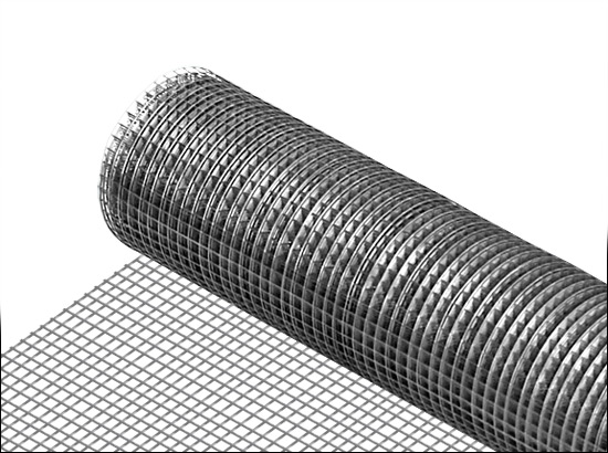 Accrie Rejilla de Malla para Coche Color Plateado 3 x 6 mm, aleaci/ón de Aluminio