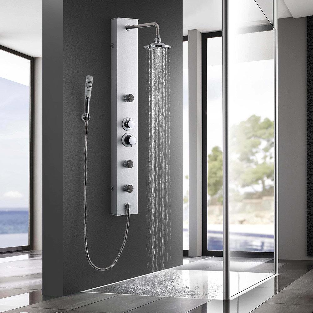 duschrinne edelstahl 80x7cm bodenablauf dusche bad duschablauf flach ebay. Black Bedroom Furniture Sets. Home Design Ideas