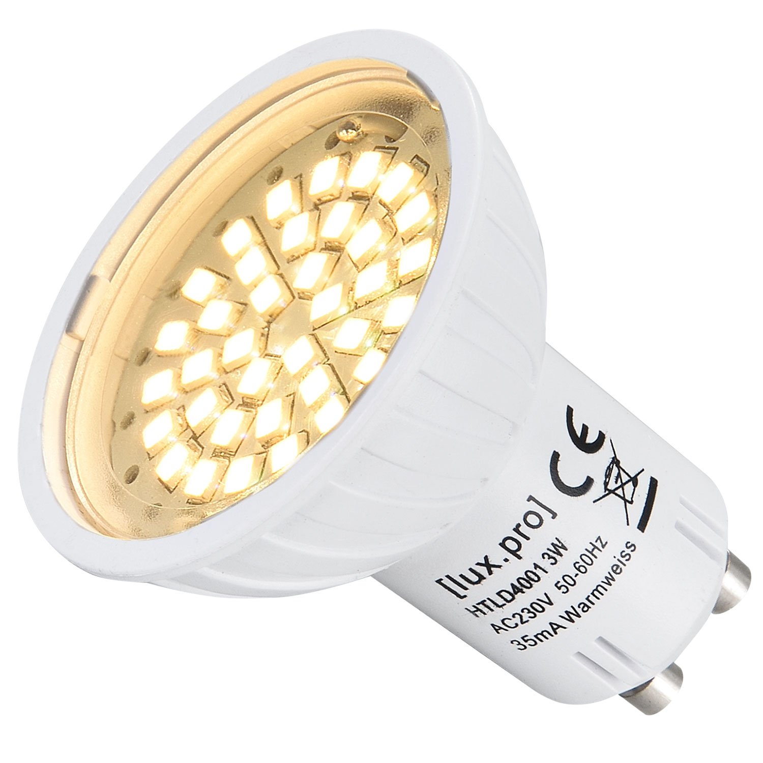 [lux.pro]® LED žárovka Spot HTLD4001